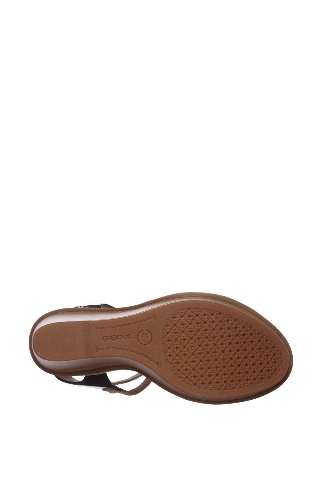 Alternate Image 4  - Geox 'Maranta' Wedge Sandal