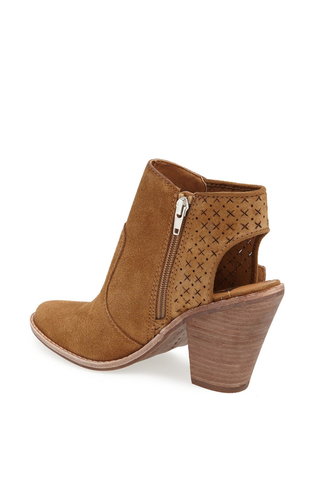 Alternate Image 2  - DV by Dolce Vita 'Calin' Open Back Suede Bootie (Nordstrom Exclusive)