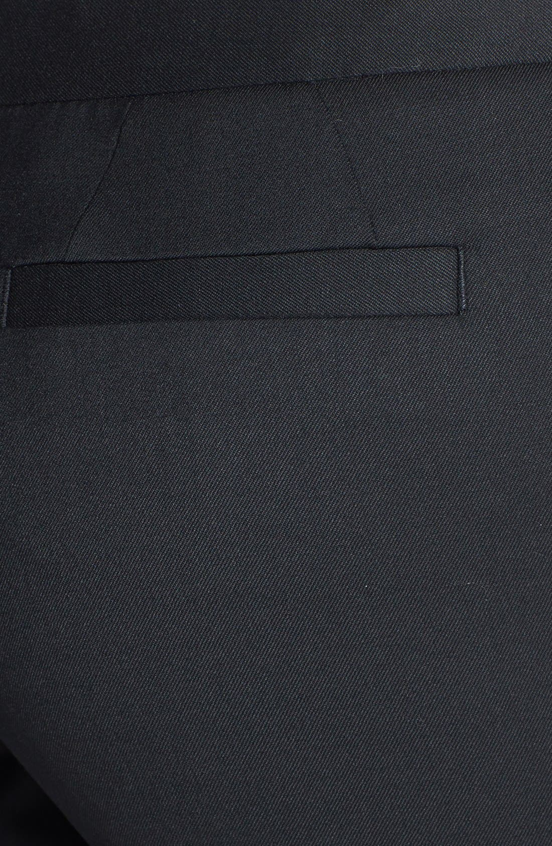 Alternate Image 3  - Ted Baker London Slim Leg Stretch Trousers