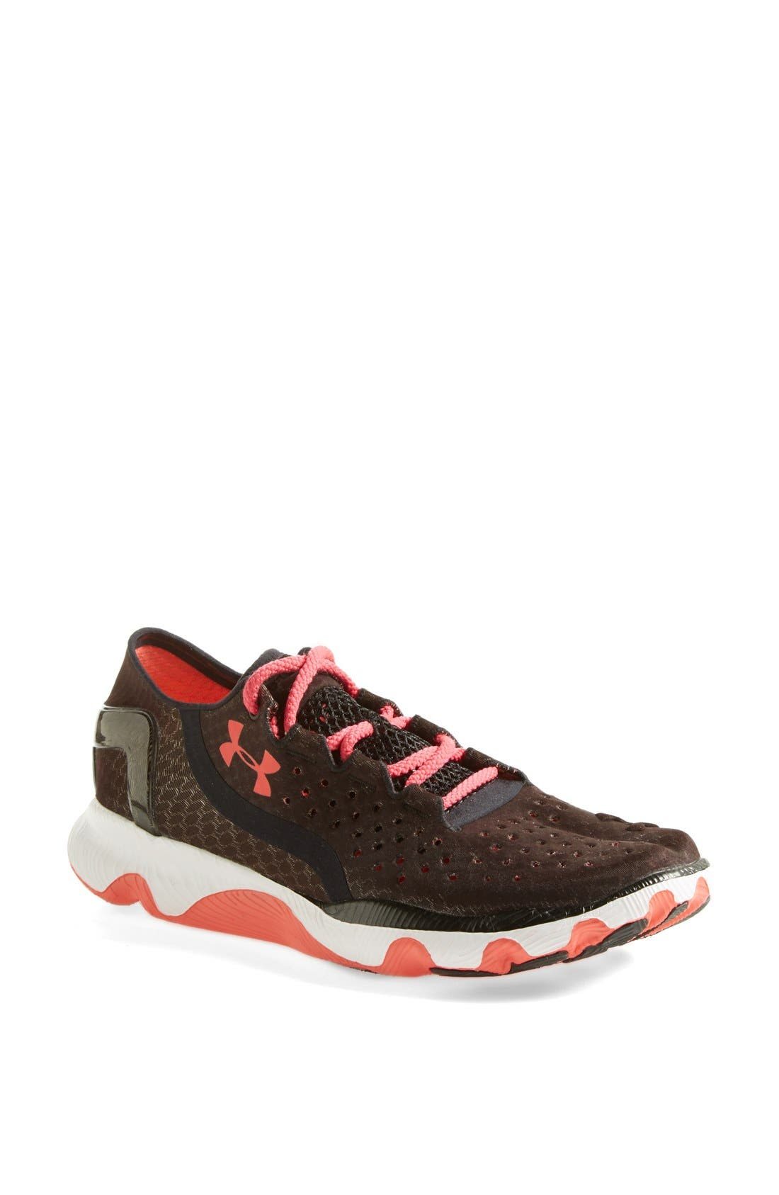 Alternate Image 1 Selected - Under Armour 'Speedform' Running Shoe (Women)