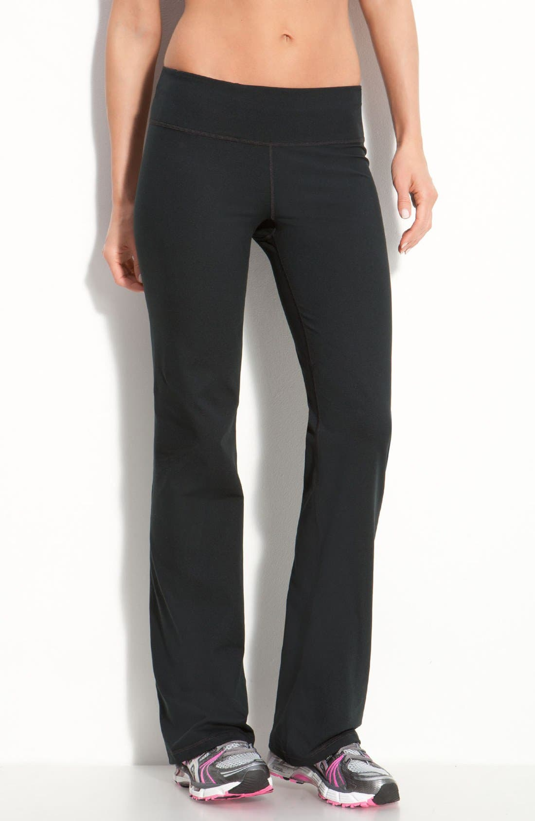 Alternate Image 1 Selected - Under Armour 'Perfect' Pants (Regular, Short & Tall)