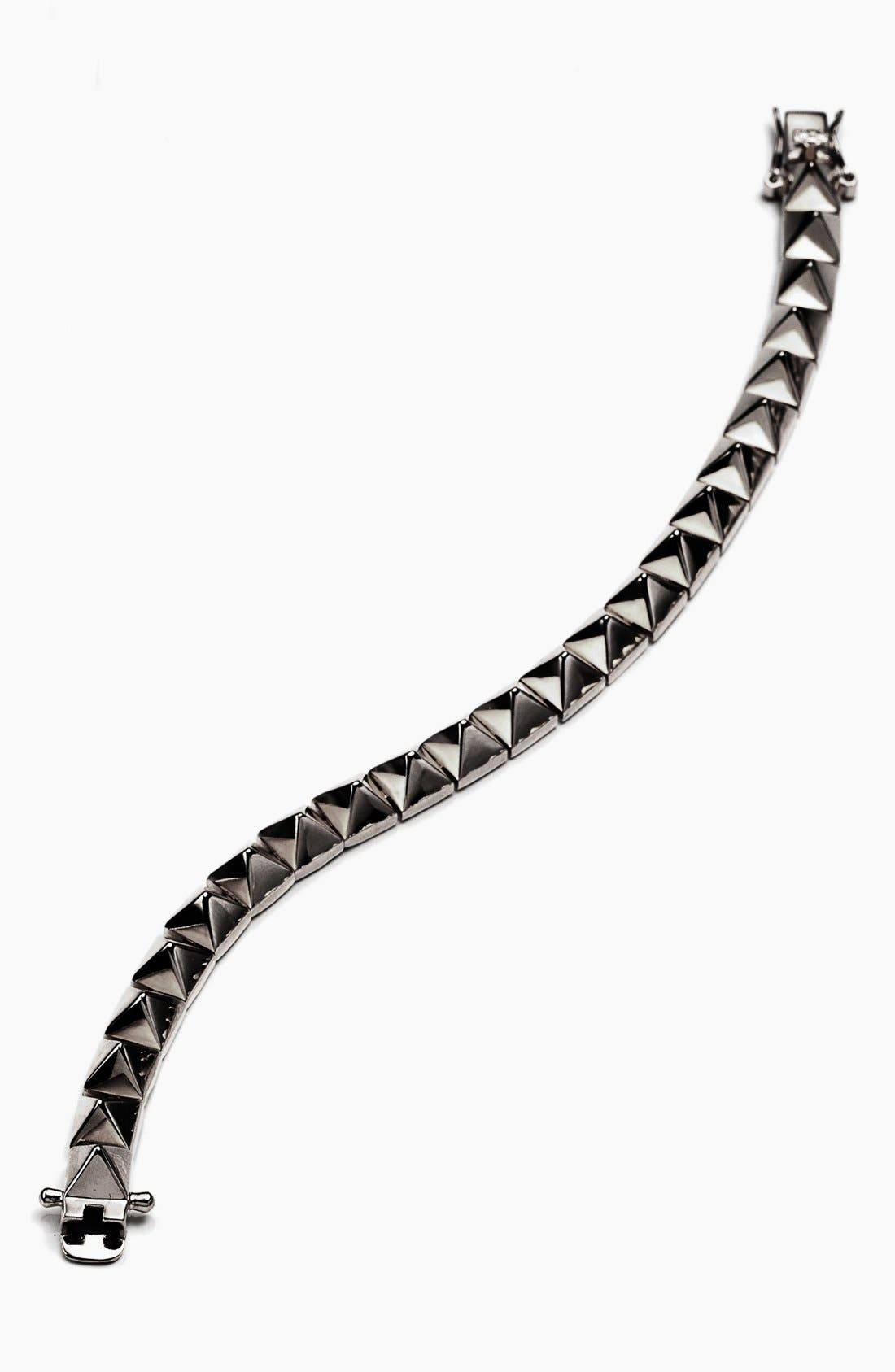 Alternate Image 1 Selected - Eddie Borgo Pyramid Bracelet
