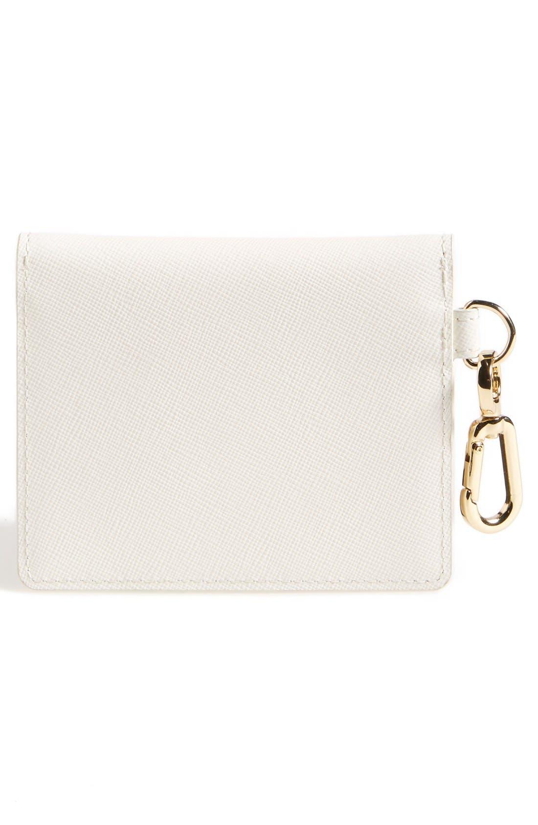 Alternate Image 3  - Tory Burch Saffiano Leather Card Case