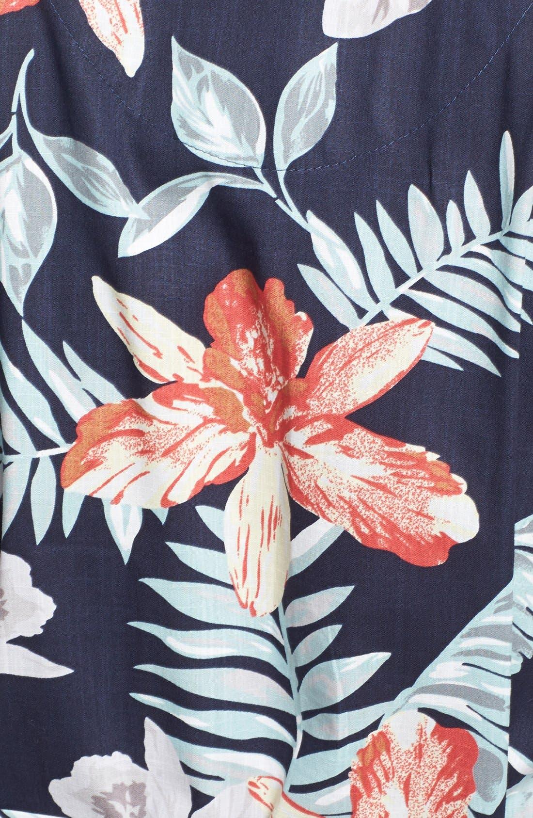 Alternate Image 3  - Majestic International 'Tropical Punch' Kimono Robe
