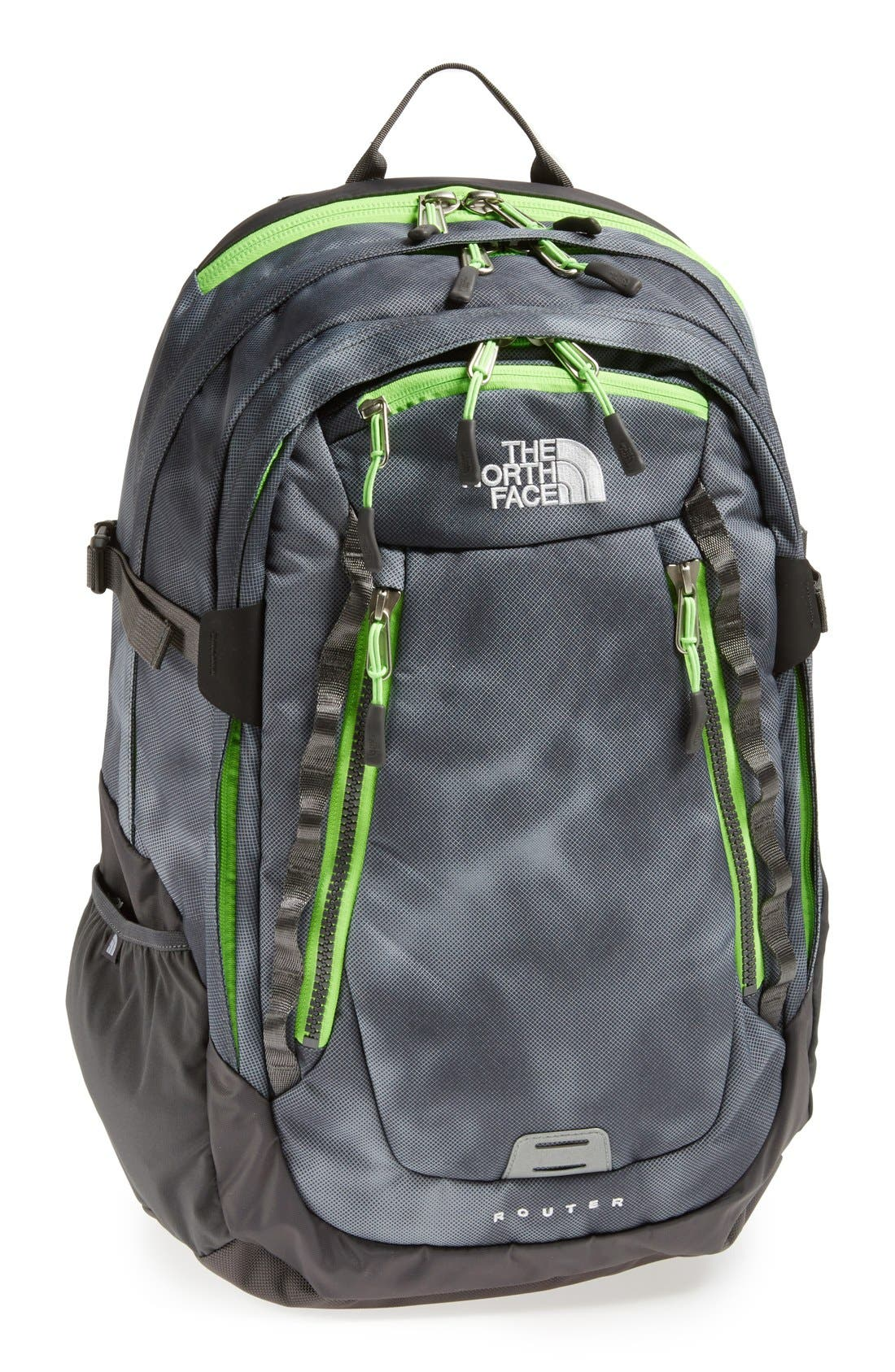 Alternate Image 1 Selected - The North Face 'Router' Backpack