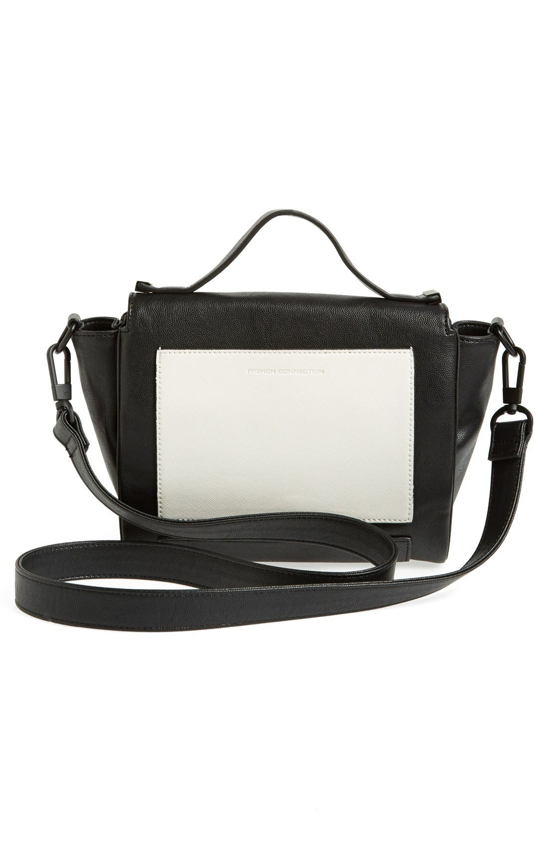 Alternate Image 4  - French Connection 'Hyde' Crossbody Bag