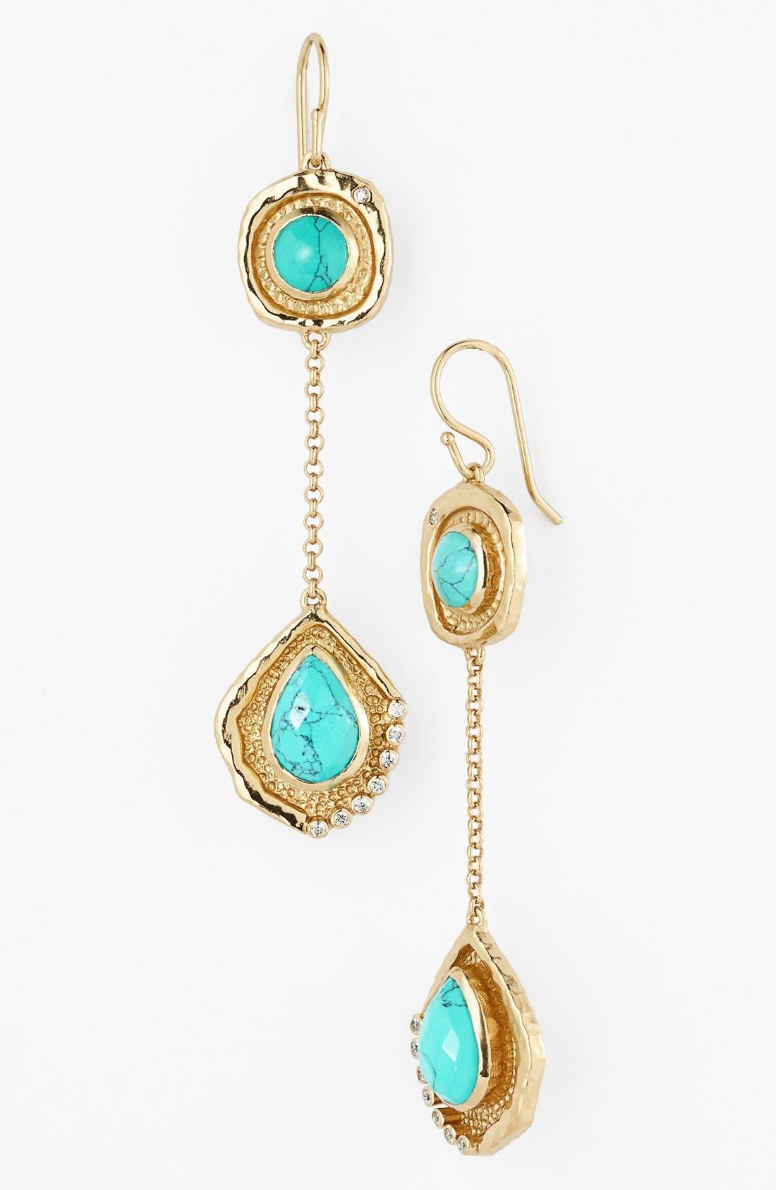 Alternate Image 1 Selected - Melinda Maria 'Memphis' Drop Earrings