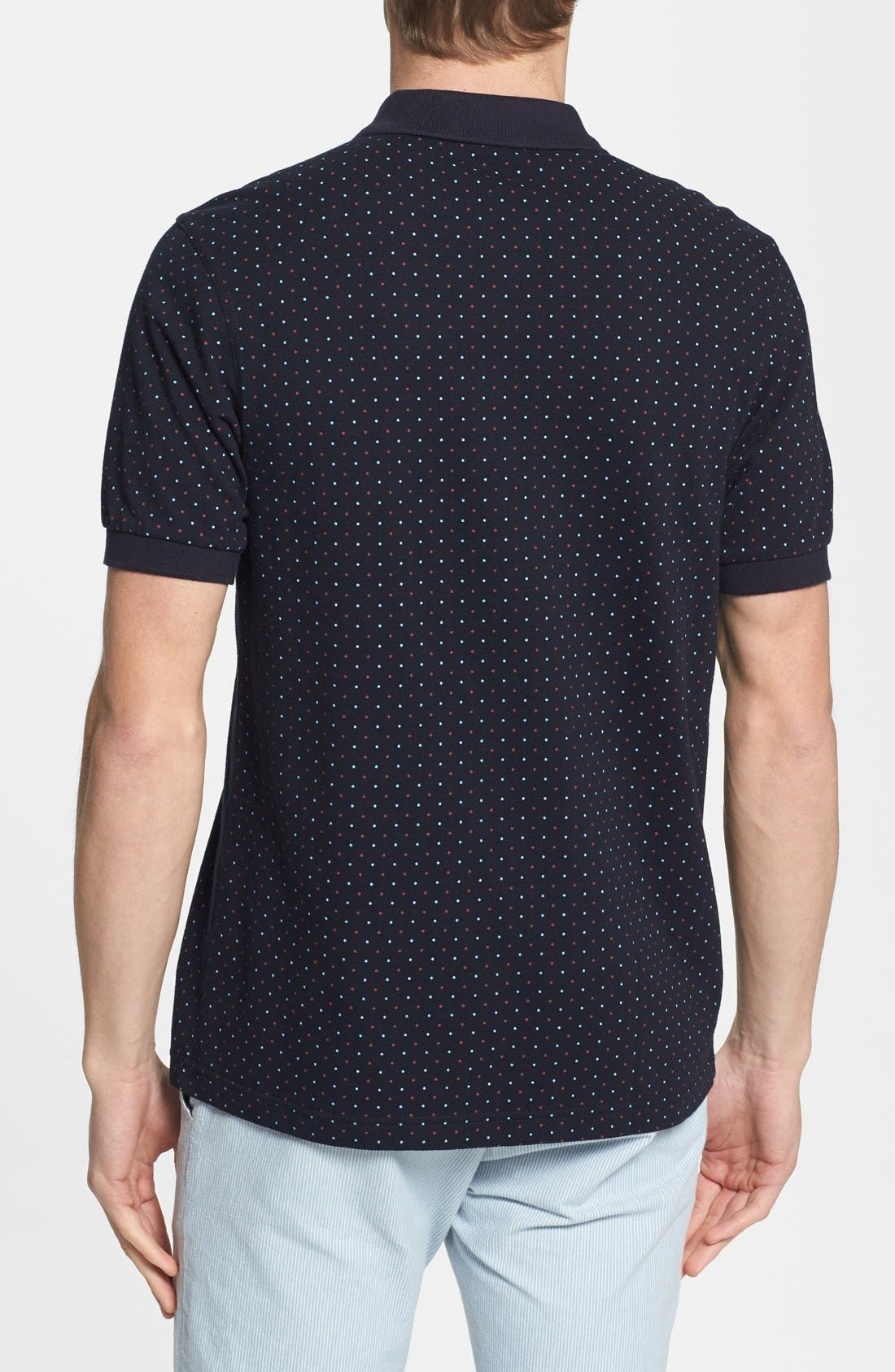 Alternate Image 2  - Fred Perry Slim Fit Cotton Polo