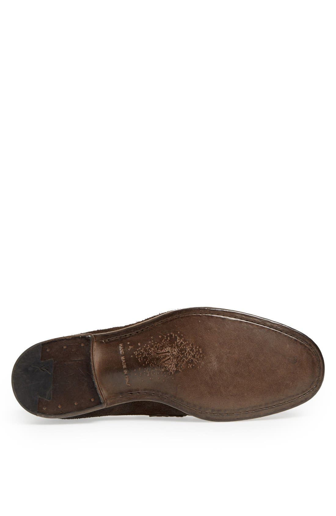 Alternate Image 4  - John Varvatos Collection 'Ludwig Signature' Penny Loafer