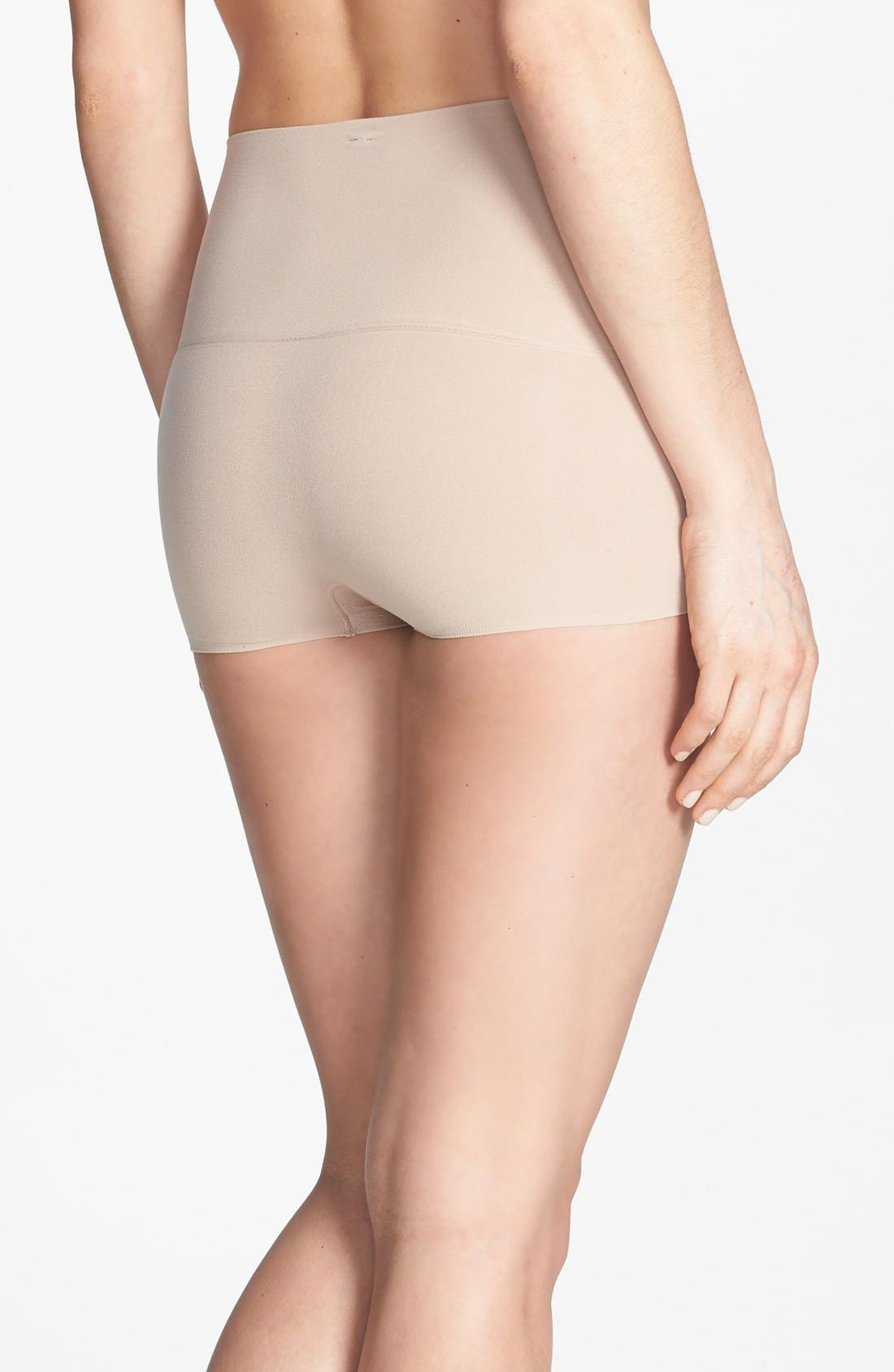 Alternate Image 2  - SPANX® 'Haute Contour' Smoother Shorts