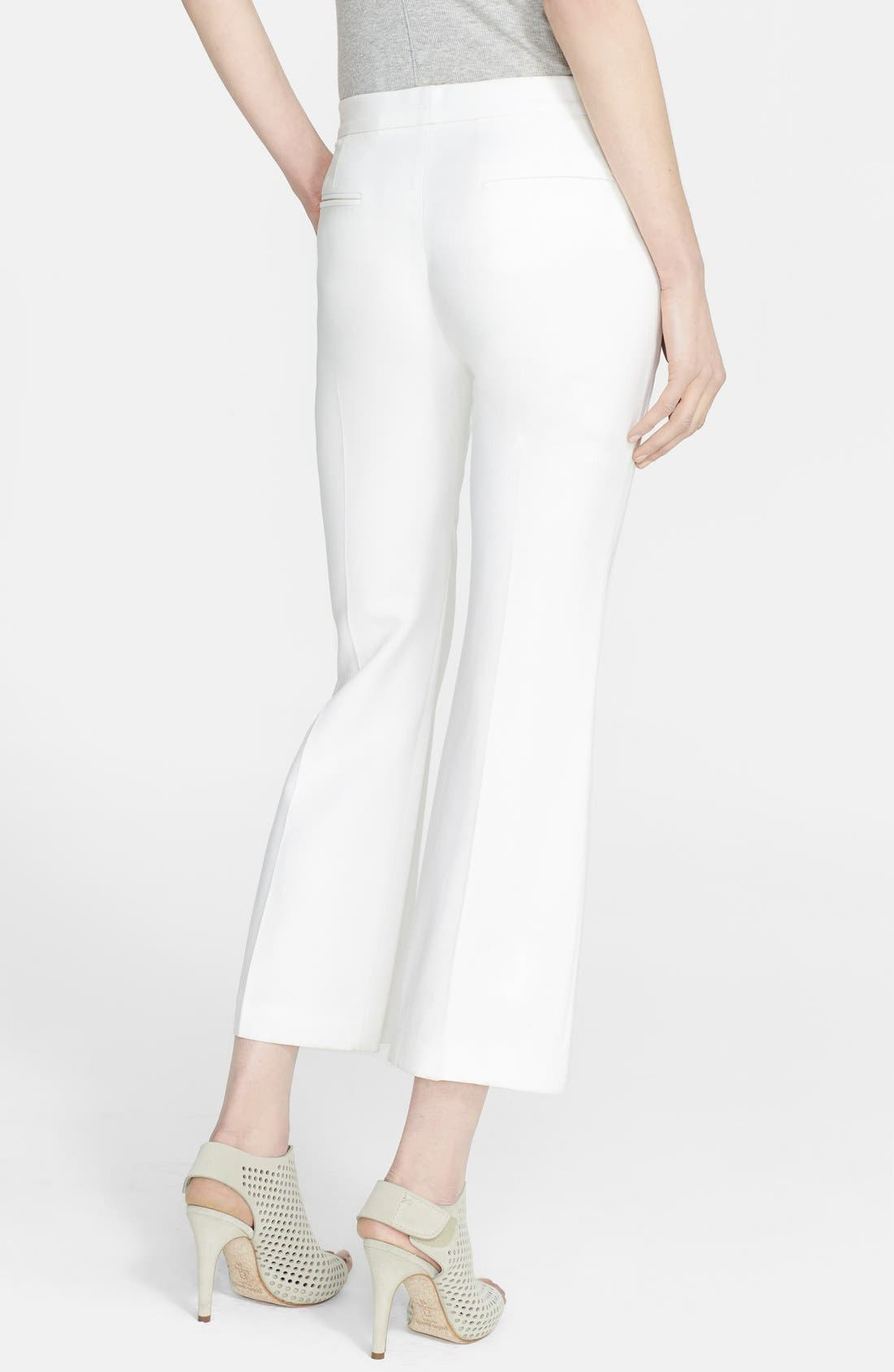 Alternate Image 2  - Theory 'Benetta' Crop Pants