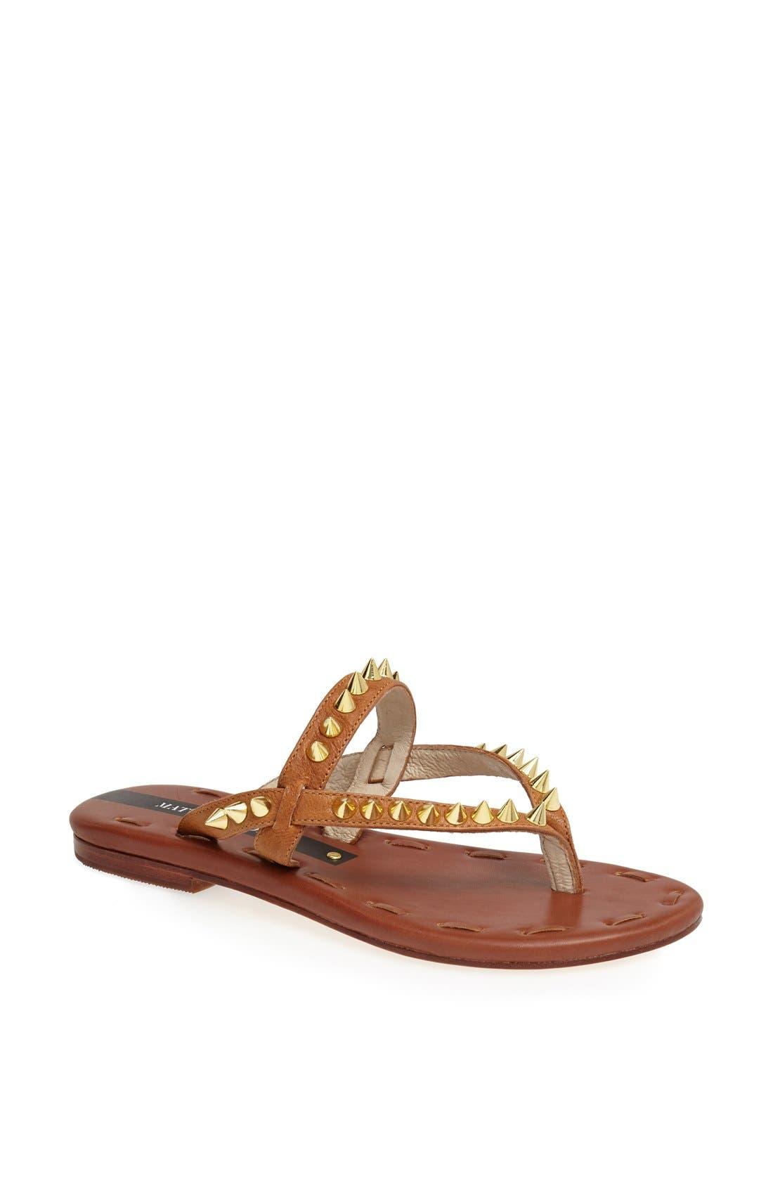 Alternate Image 1 Selected - Matt Bernson 'Love Spike' Sandal