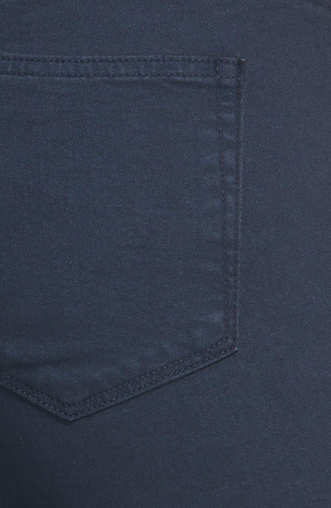 Alternate Image 3  - Paige Denim 'Verdugo' Skinny Ankle Jeans (Azure)