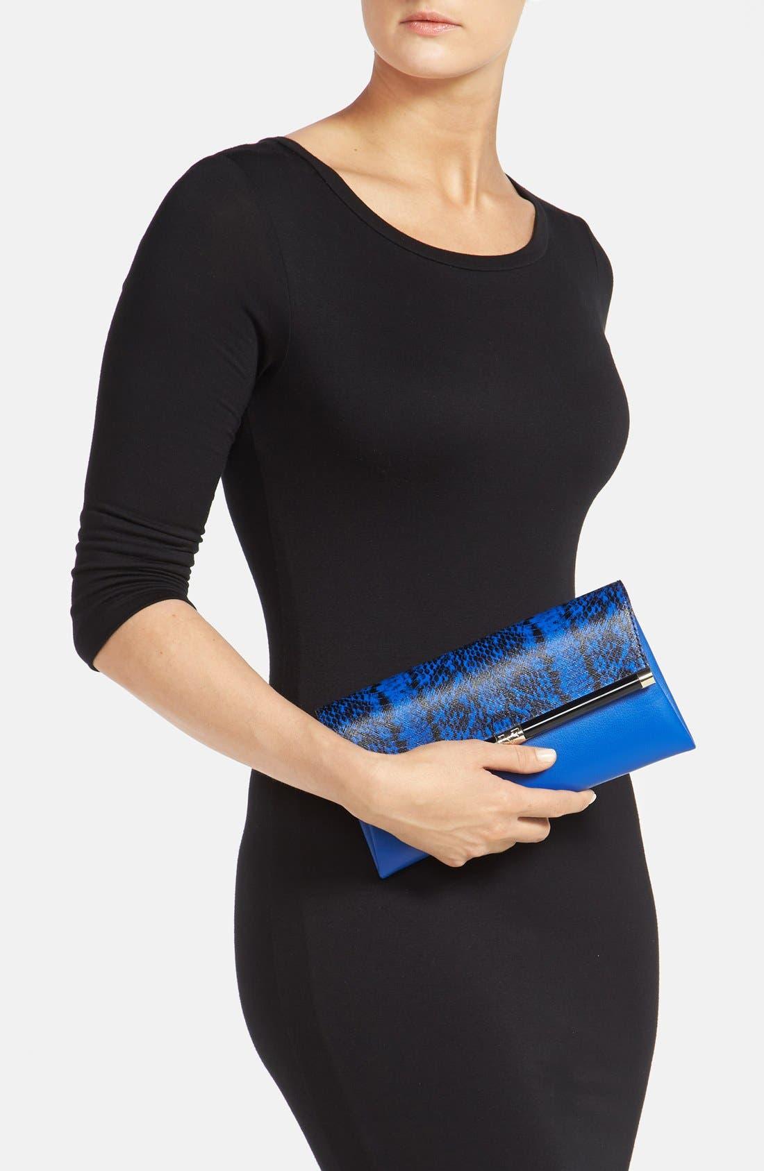 Alternate Image 2  - Diane Von Furstenberg '440' Envelope Clutch