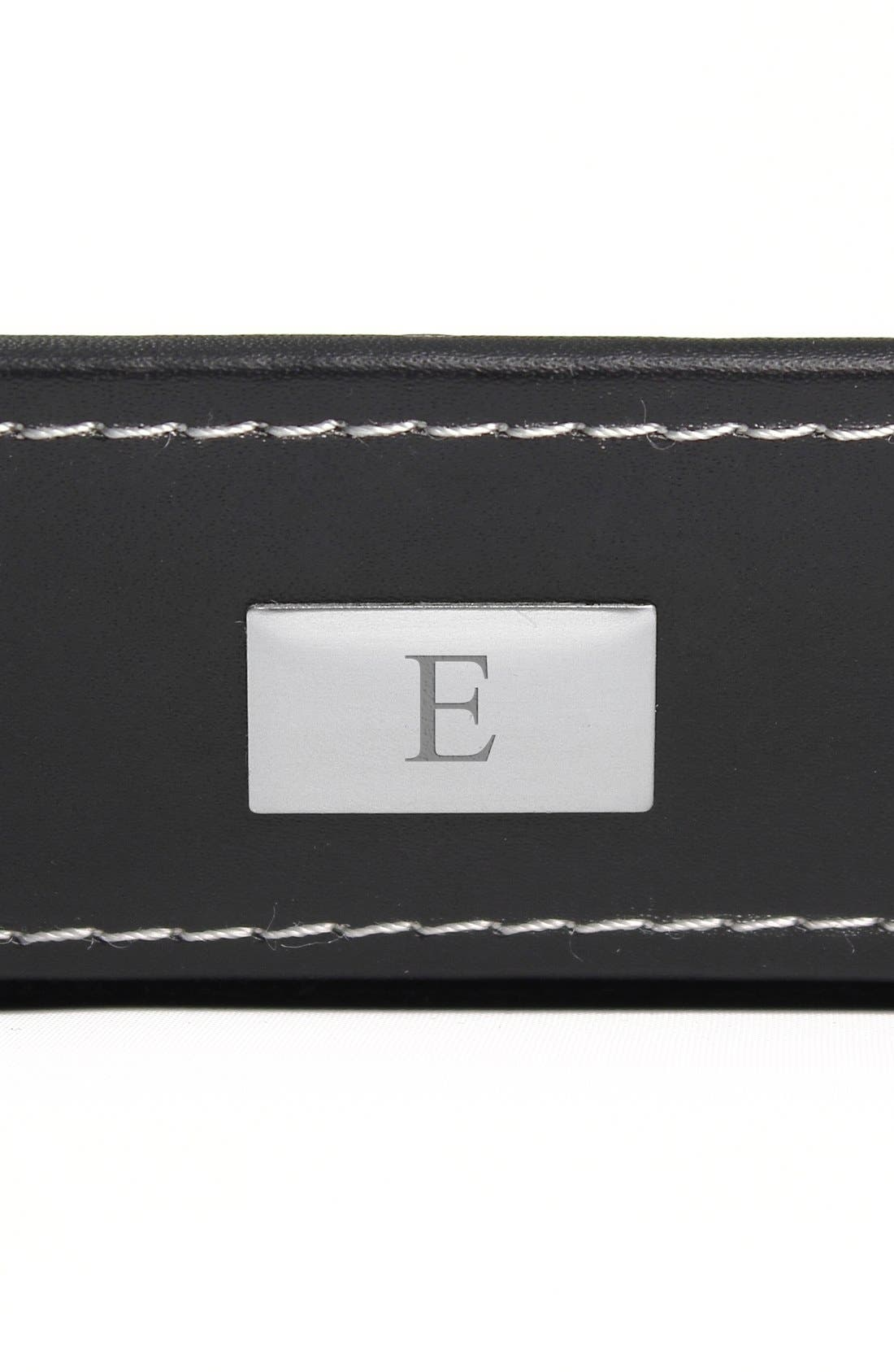 Alternate Image 1 Selected - Cathy's Concepts Monogram Catchall Tray