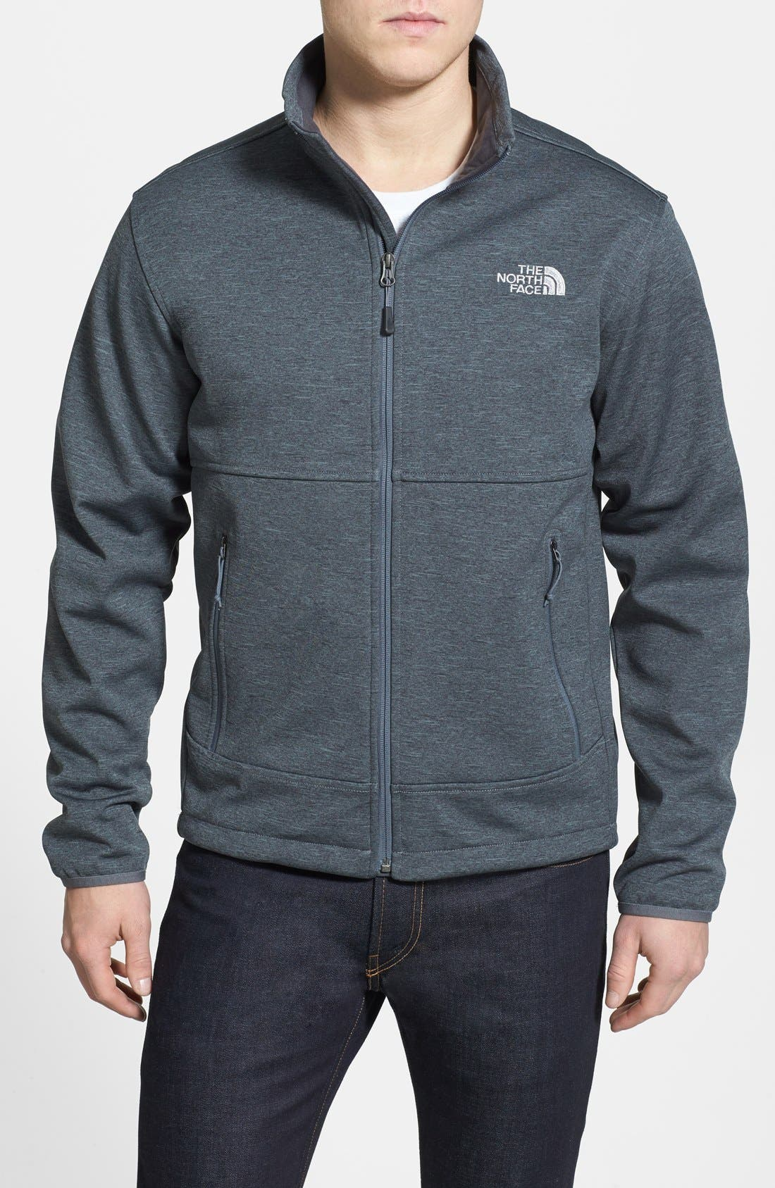 Alternate Image 1 Selected - The North Face 'Canyonwall'  Windproof & Water Resistant Jacket