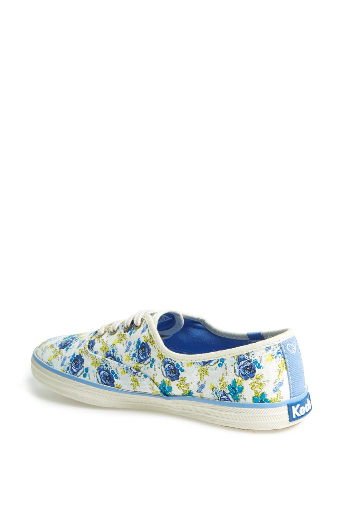 Alternate Image 2  - Keds® Taylor Swift 'Champion Floral' Sneaker (Women)