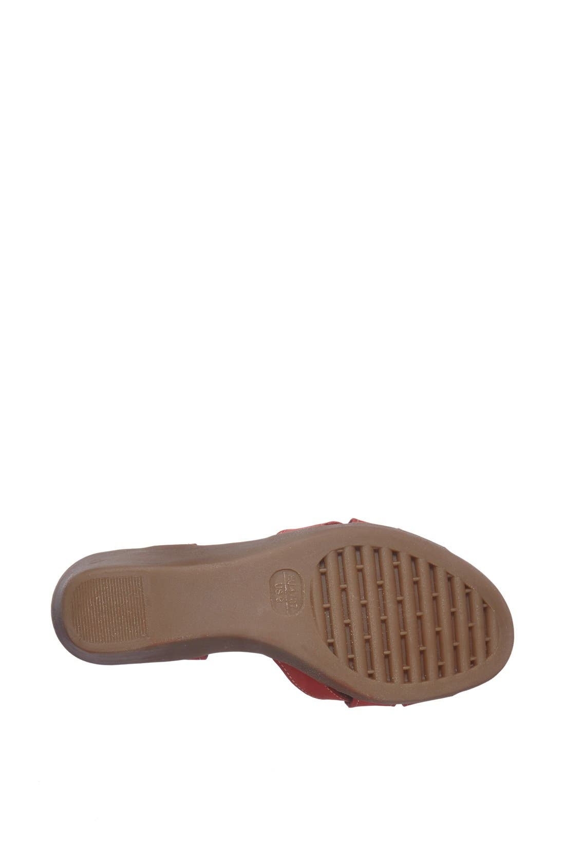 Alternate Image 4  - The FLEXX 'Clear Run' Sandal