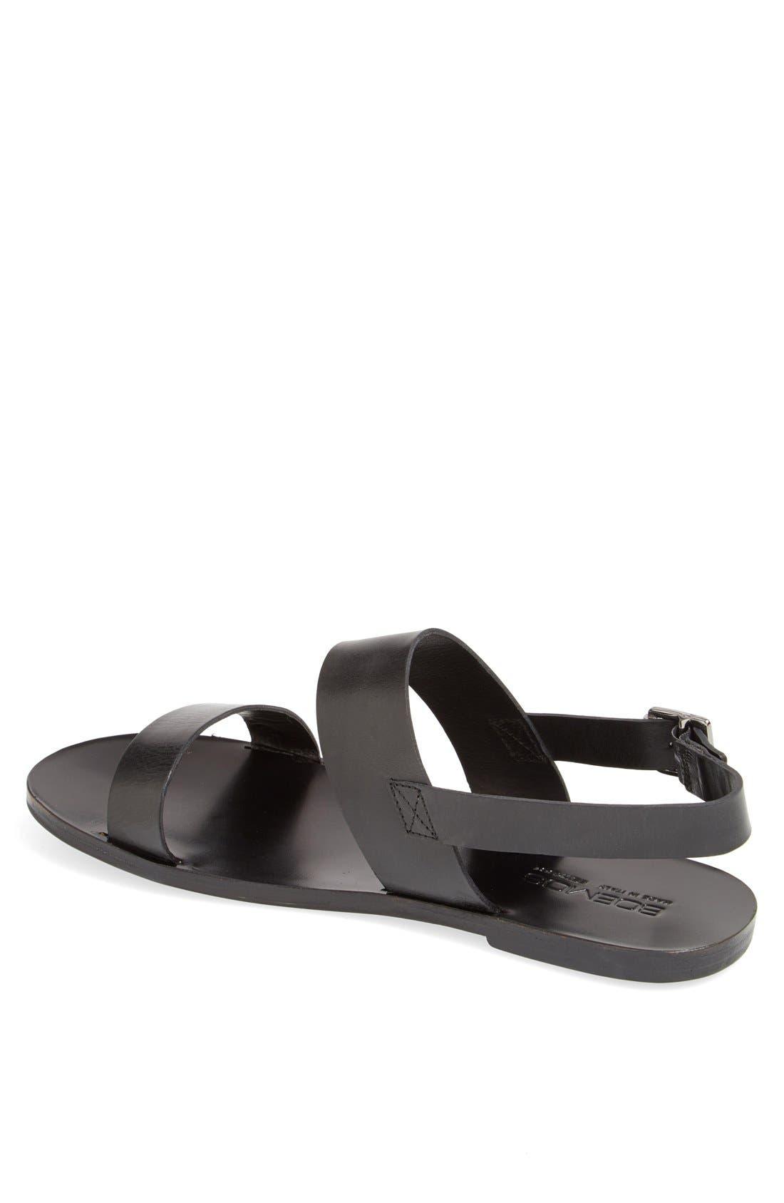 Alternate Image 2  - Boemos Leather Sandal (Men)