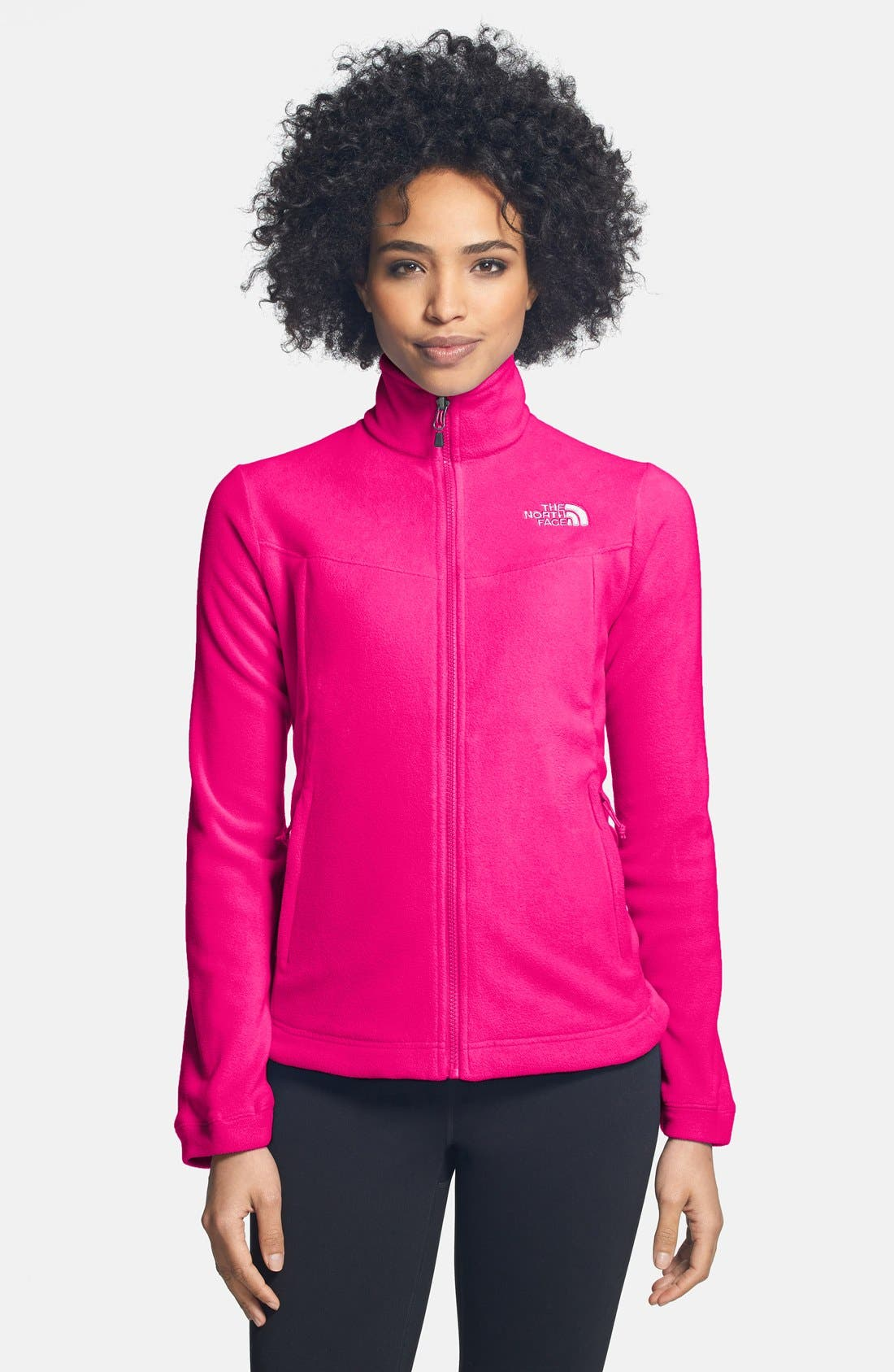 Main Image - The North Face 'Salathe' Fleece Jacket