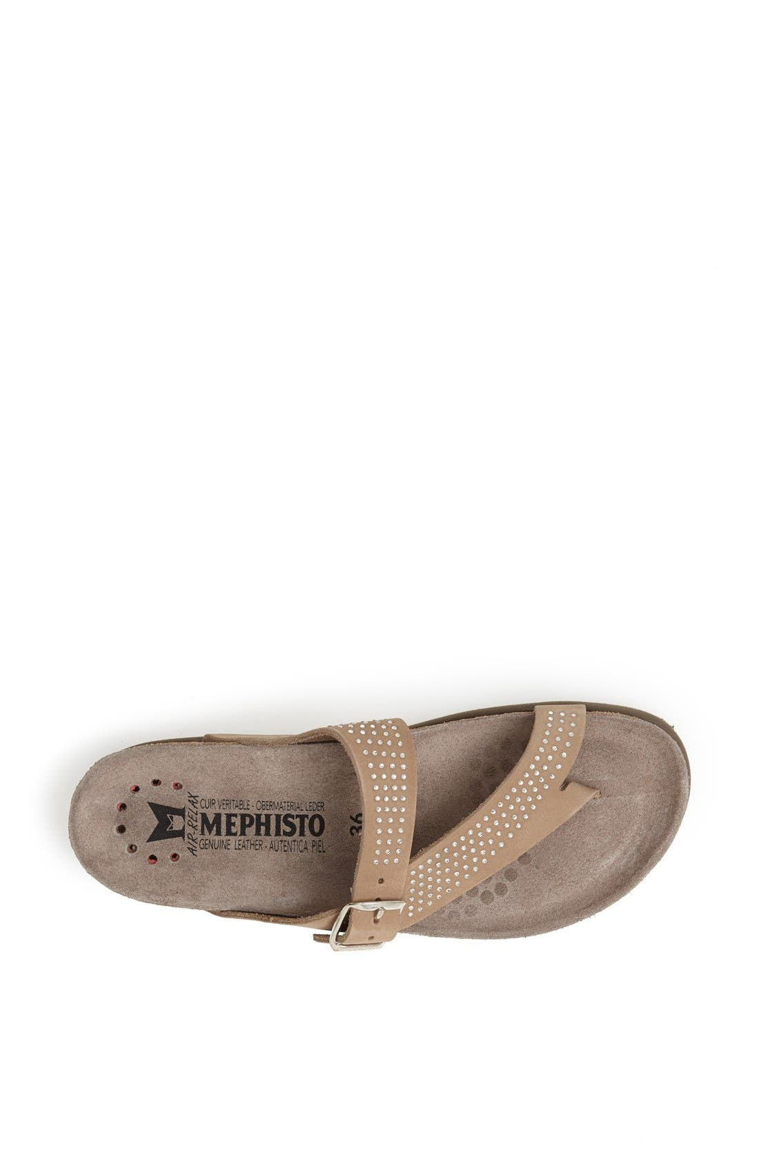 Alternate Image 3  - Mephisto 'Helen - Spark' Leather Sandal