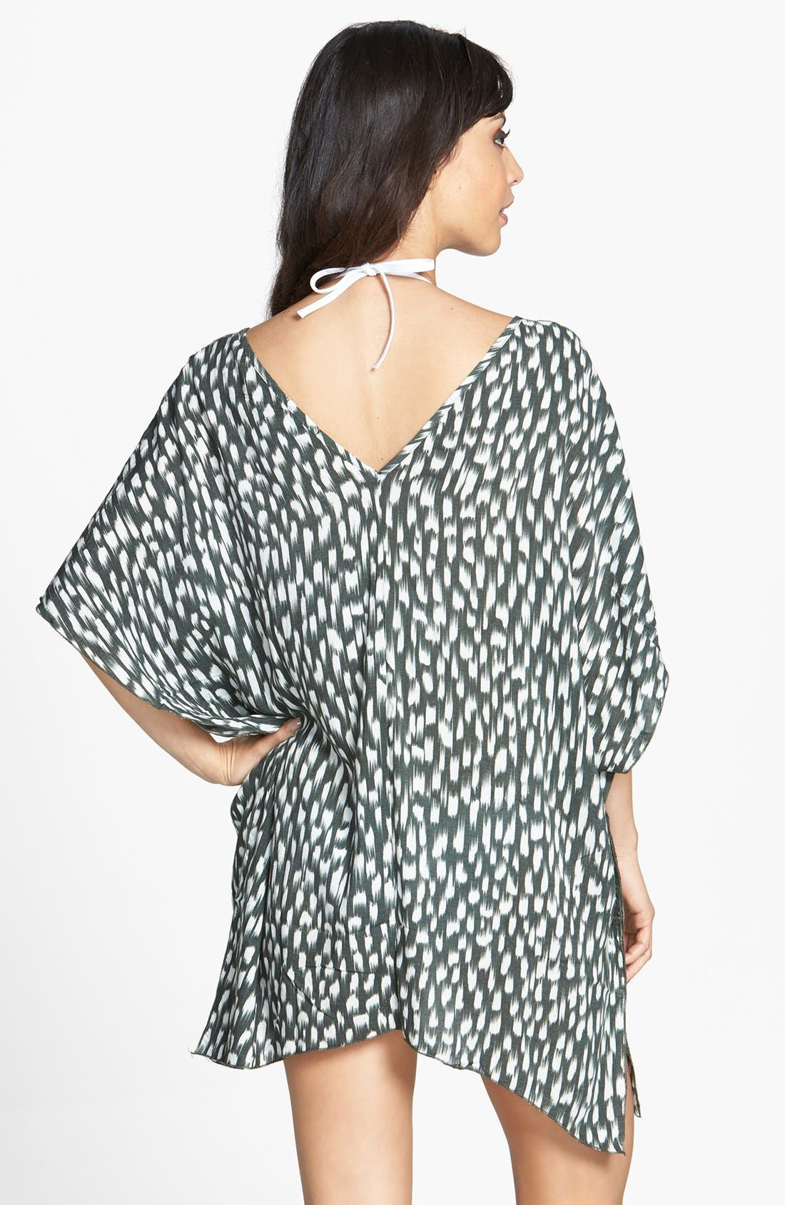 Alternate Image 2  - Eberjey 'Wild Brush Brielle' Cover-Up Tunic