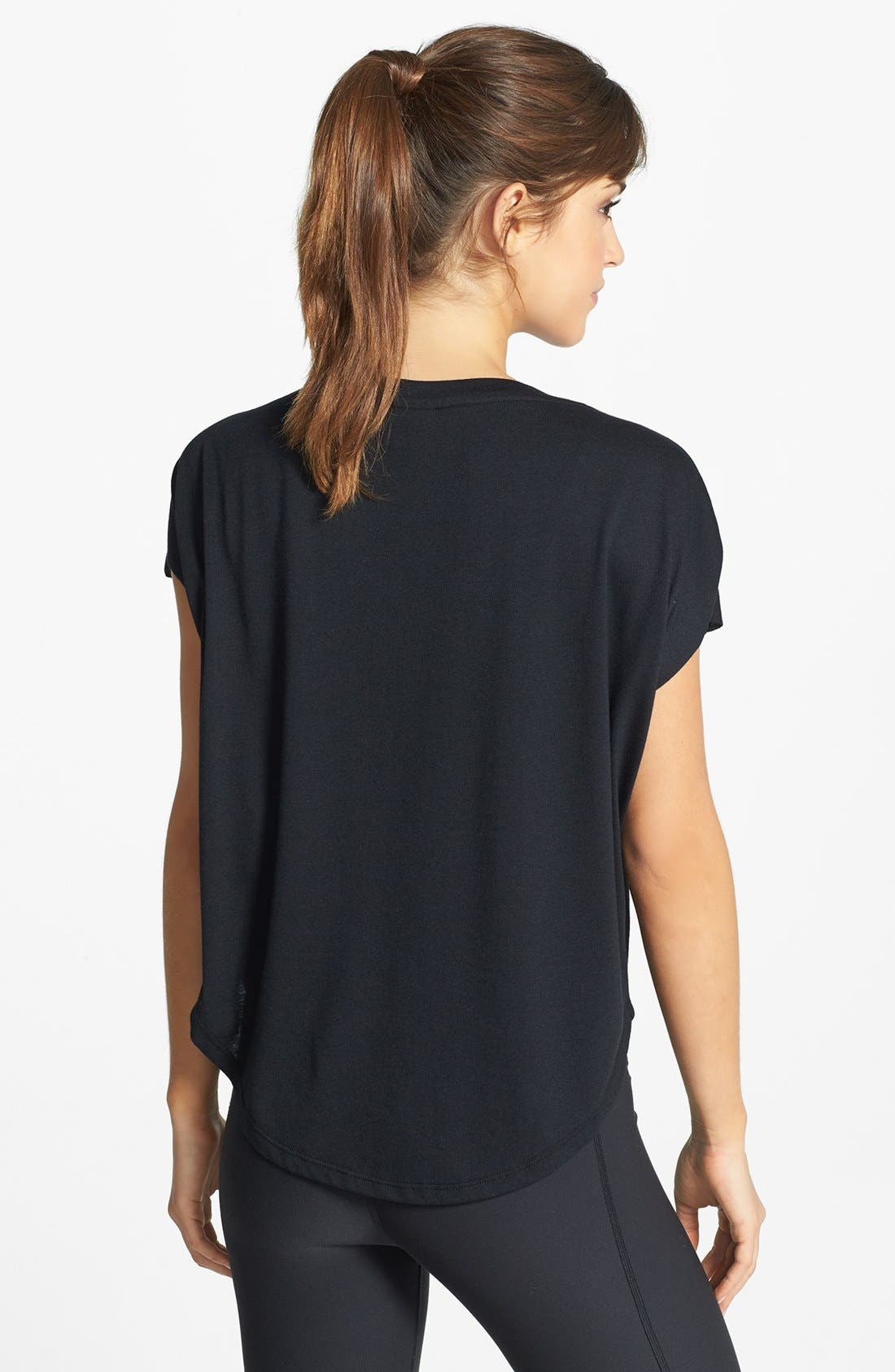 Alternate Image 2  - Nike 'Signal' Short Sleeve Logo Tee