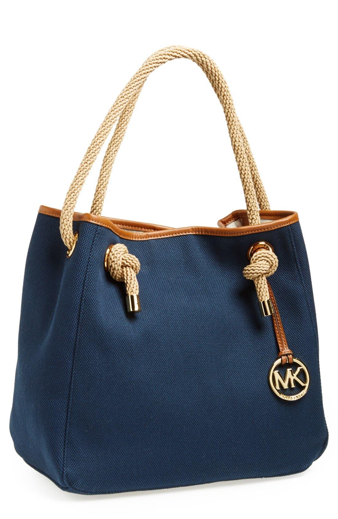 Main Image - MICHAEL Michael Kors 'Large Marina' Grab Bag
