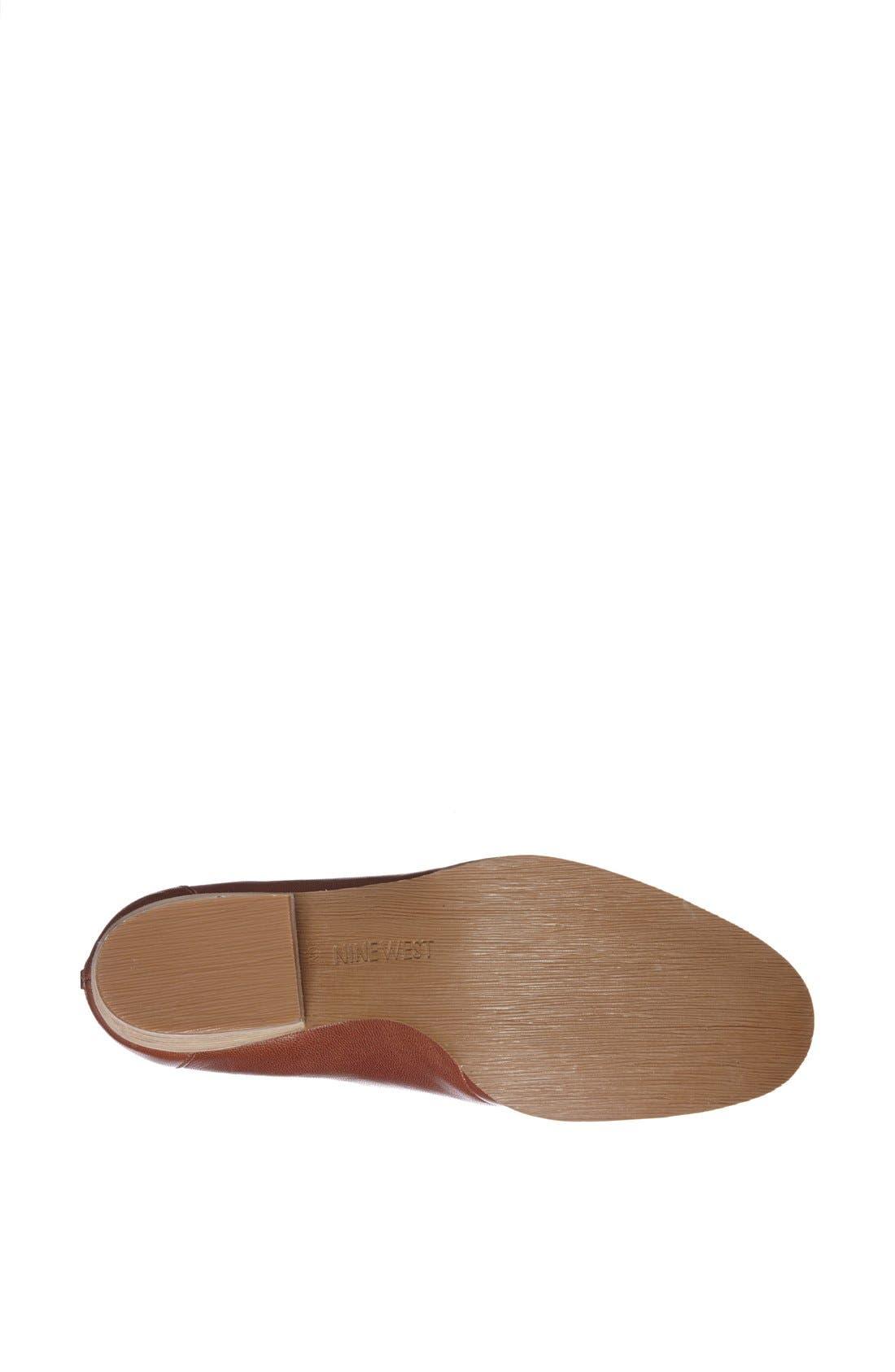 Alternate Image 4  - Nine West 'Jarrad' Leather Boot