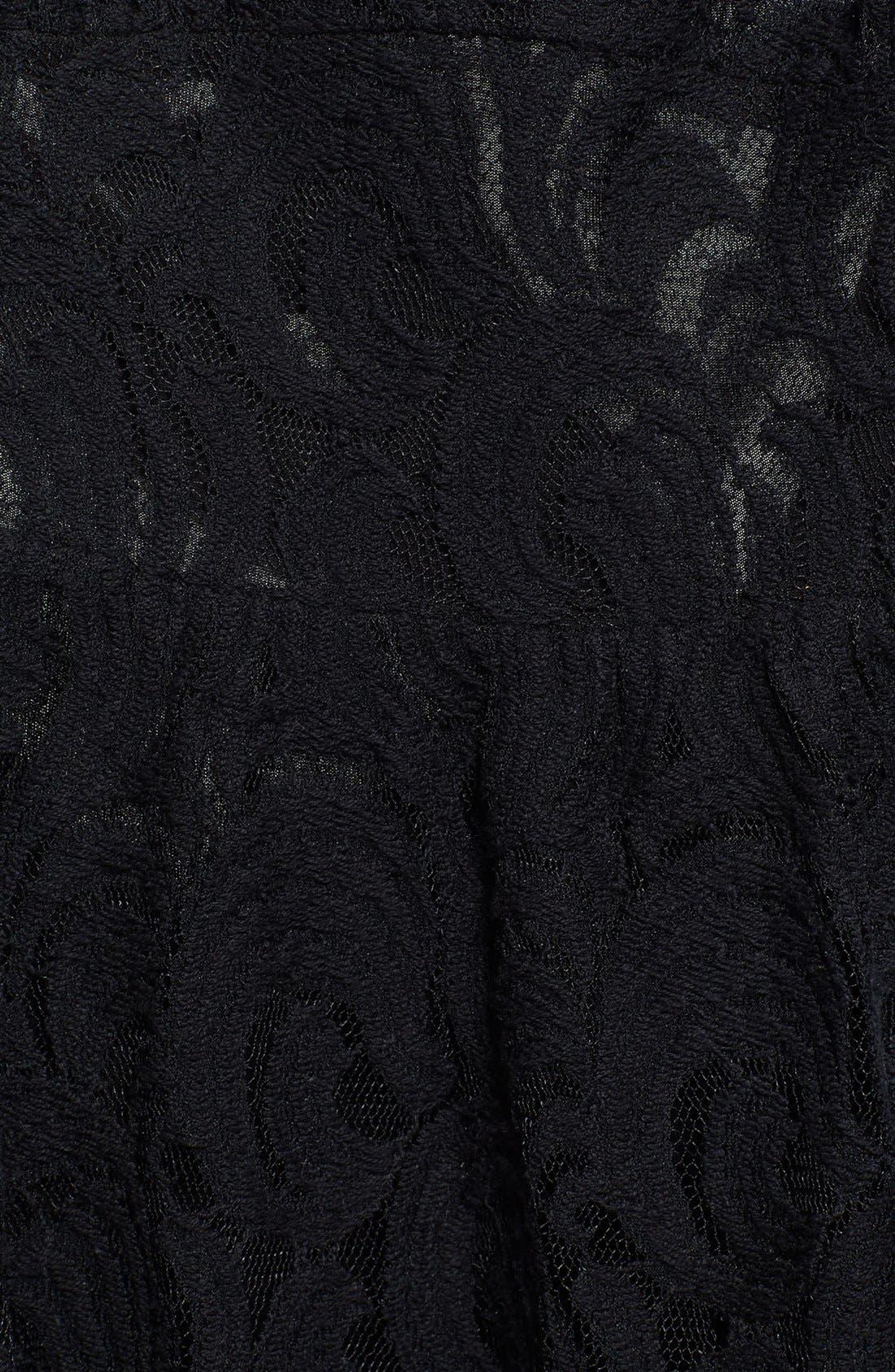 Alternate Image 4  - Free People Cutout Lace Dress