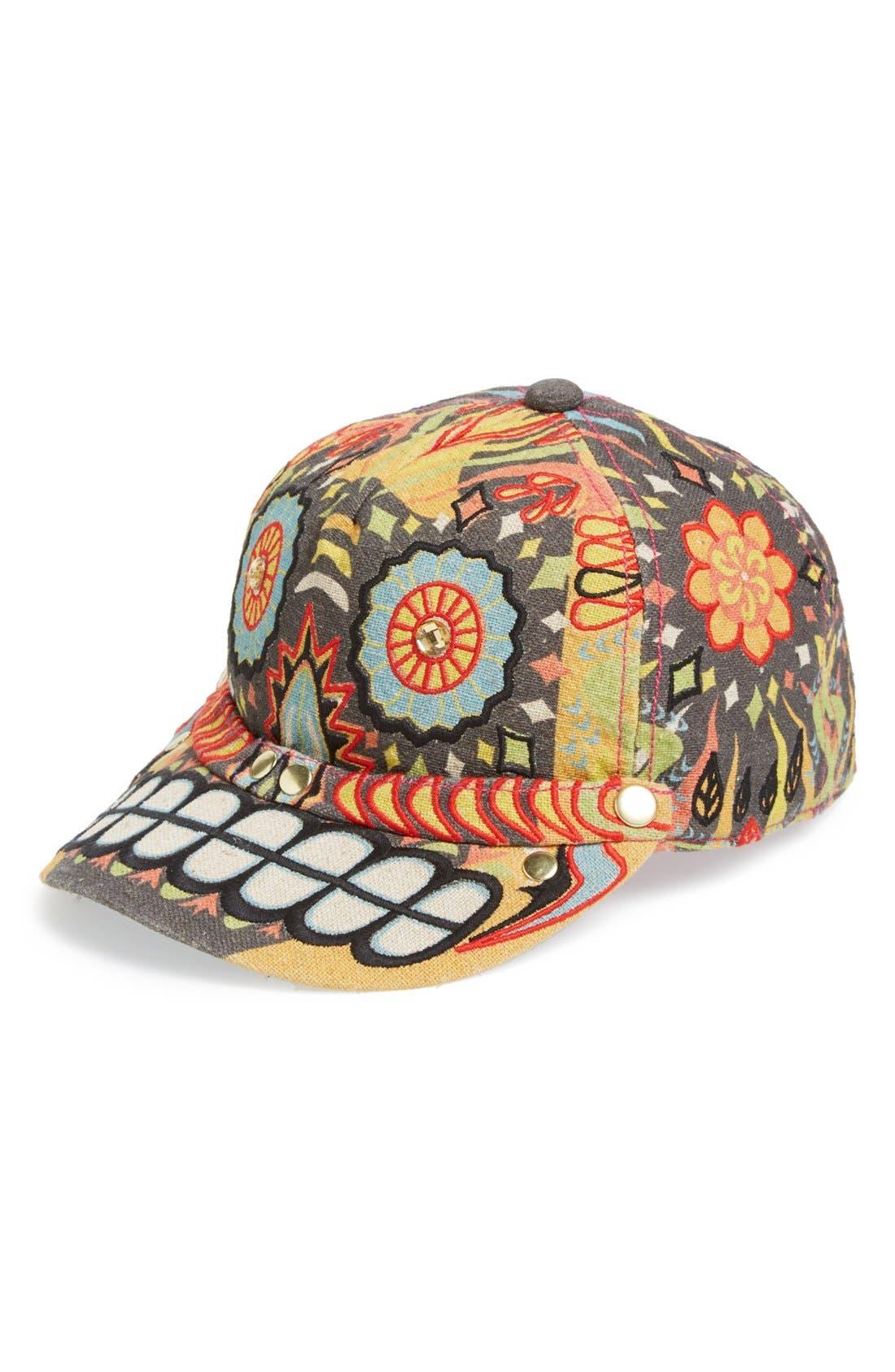 Alternate Image 1 Selected - Grace Hats 'Cranium' Cap