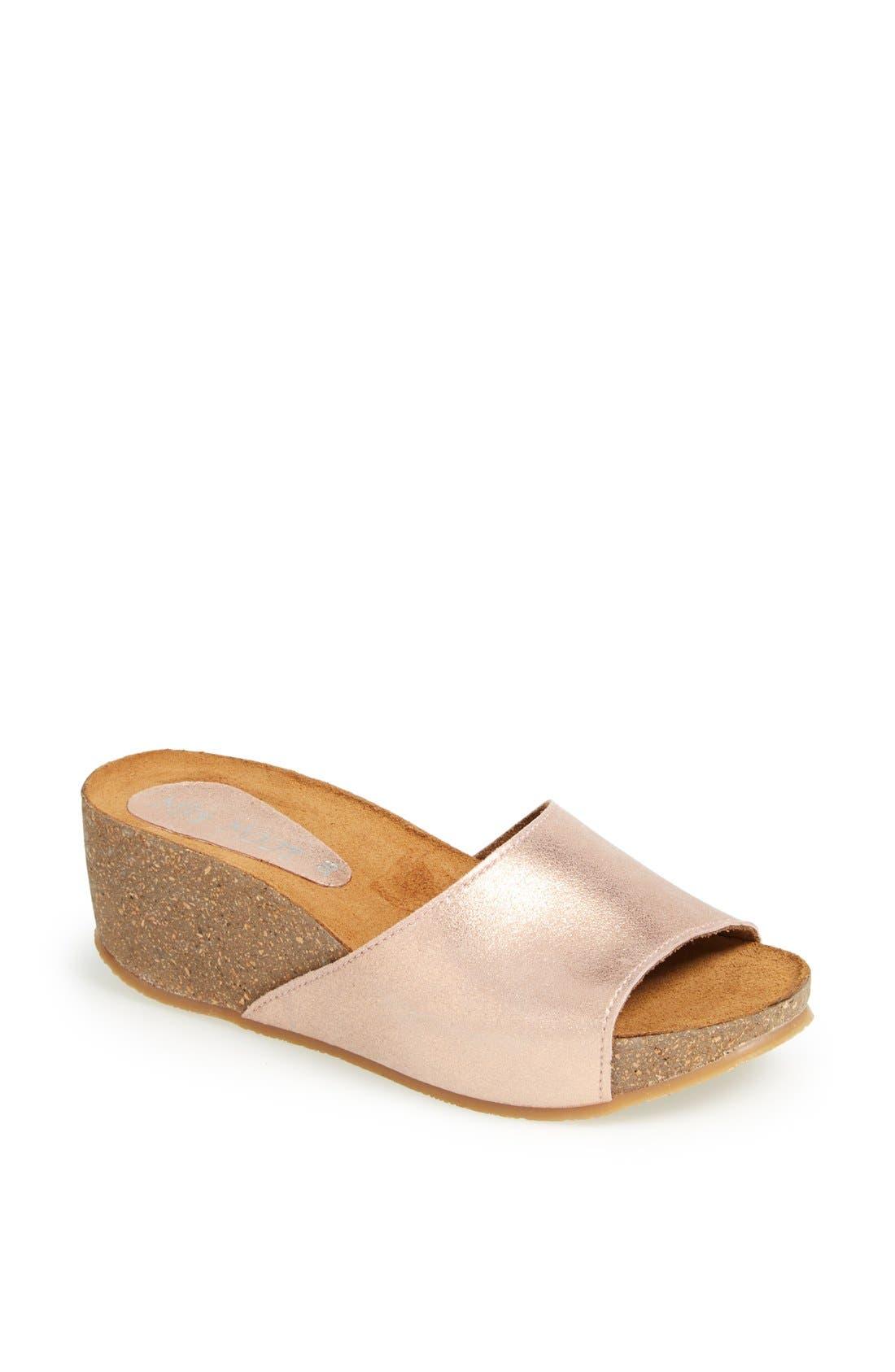 Alternate Image 1 Selected - Miz Mooz 'Enid' Slide Sandal