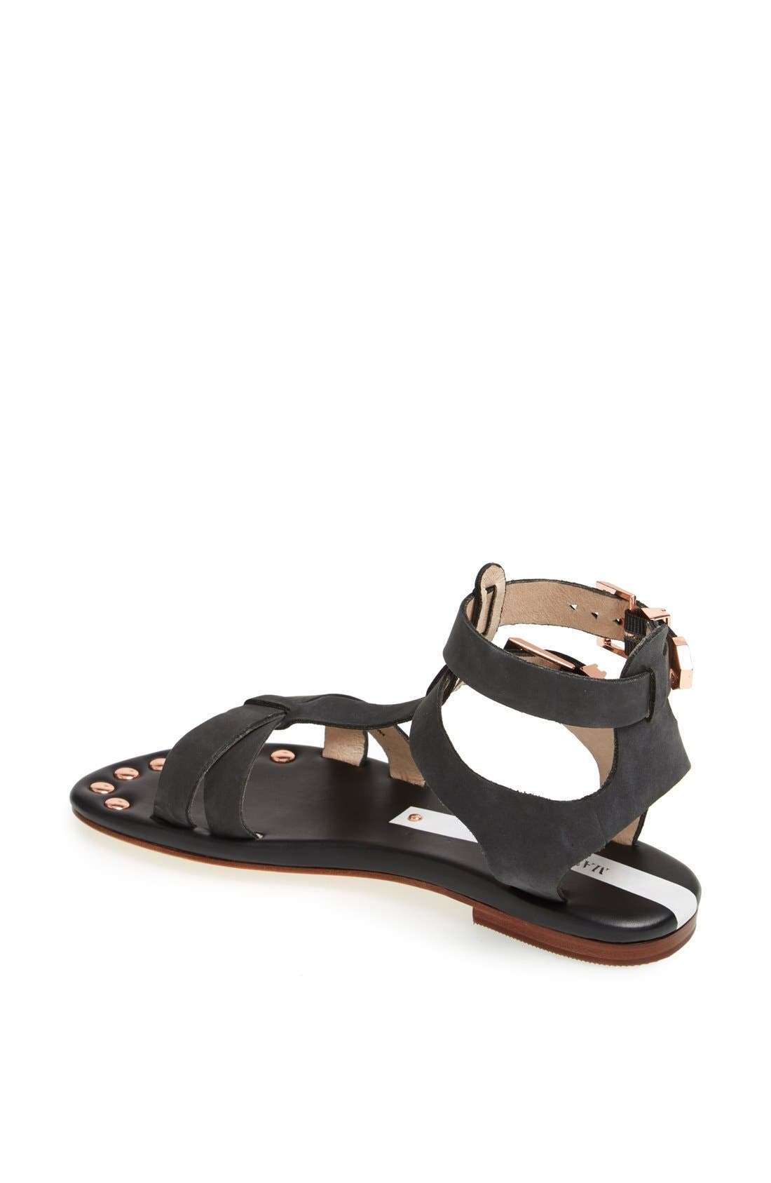 Alternate Image 2  - Matt Bernson 'KM' Gladiator Sandal