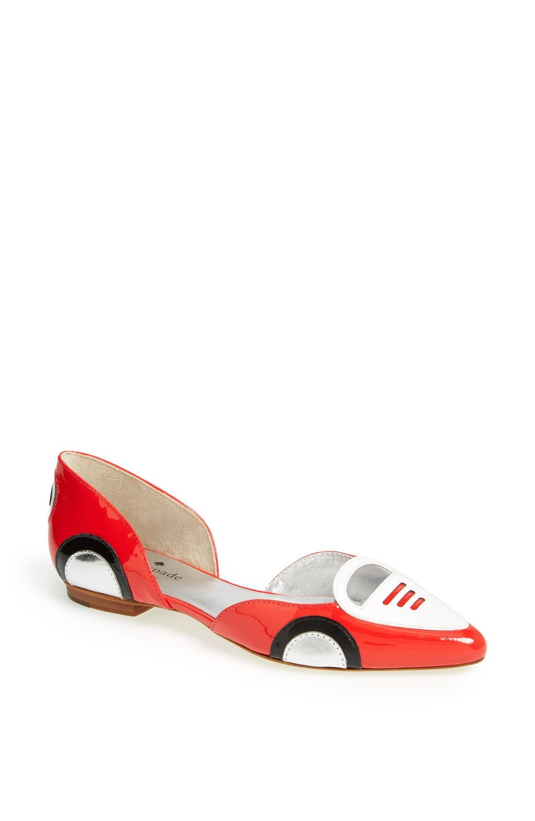 Alternate Image 1 Selected - kate spade new york 'racer' flat