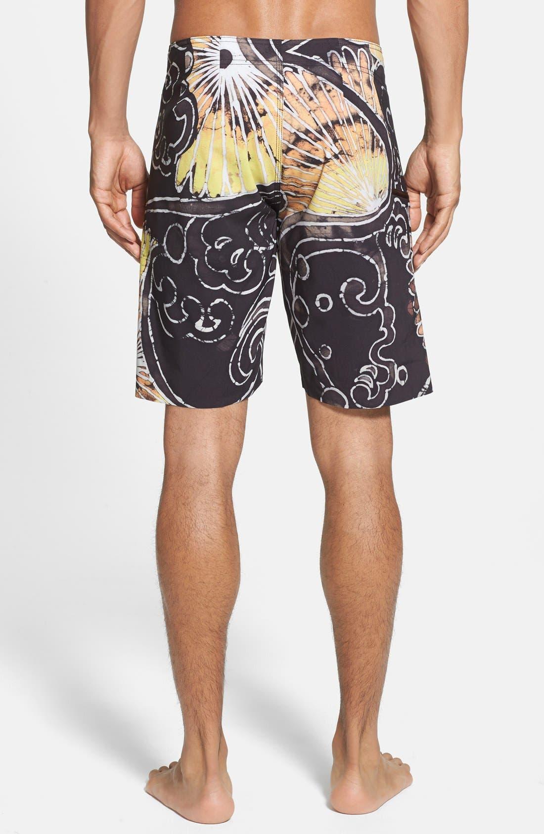 Alternate Image 2  - Volcom 'Trip Mod' Board Shorts