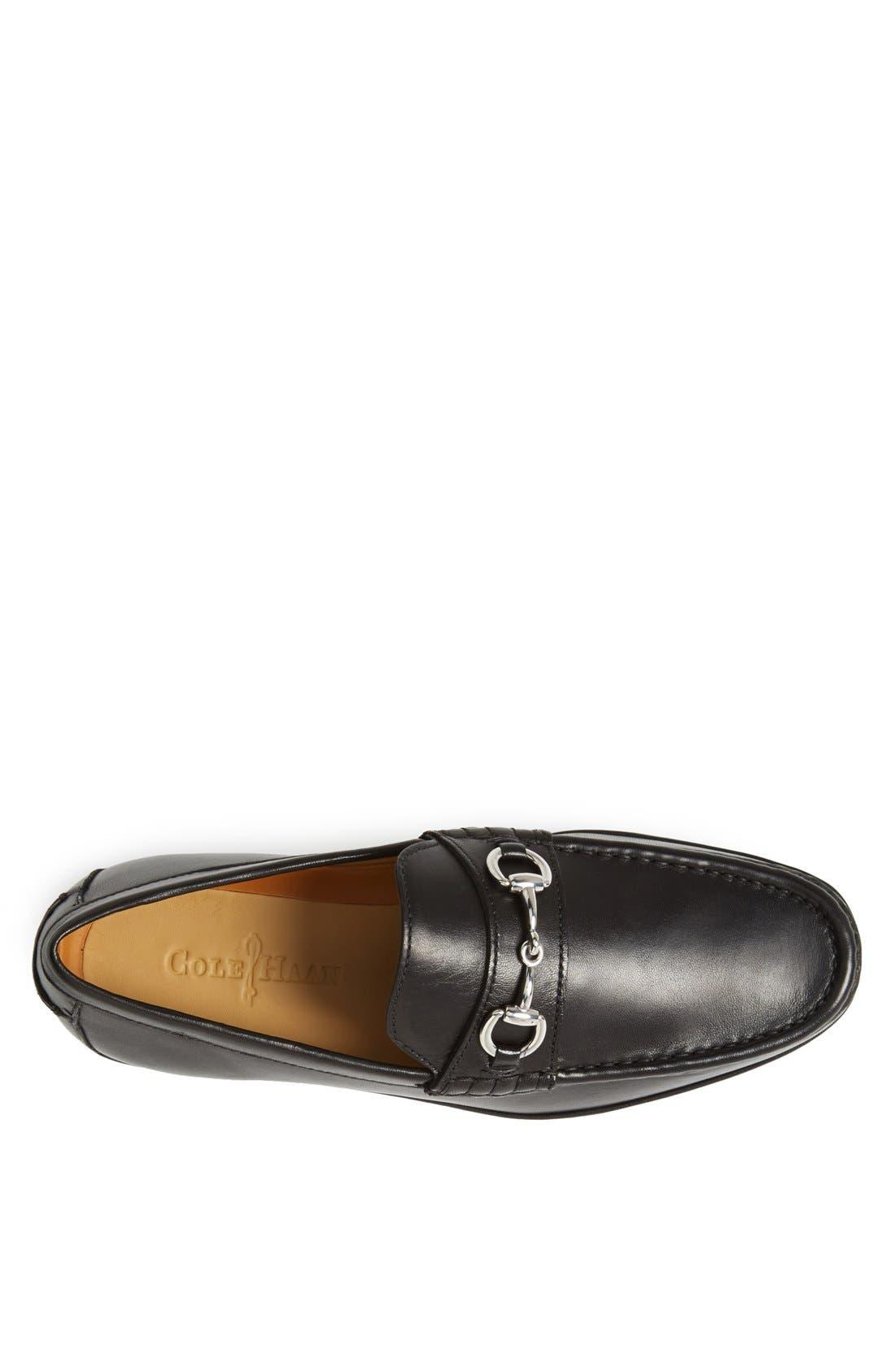 Alternate Image 3  - Cole Haan 'Hudson' Driving Shoe (Men)