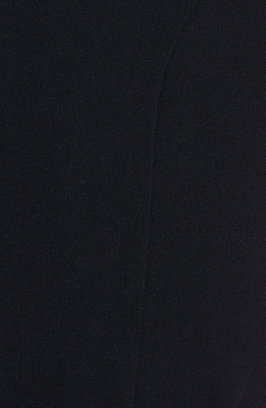 Alternate Image 3  - BOSS 'Daliyana' Belted Sheath Dress