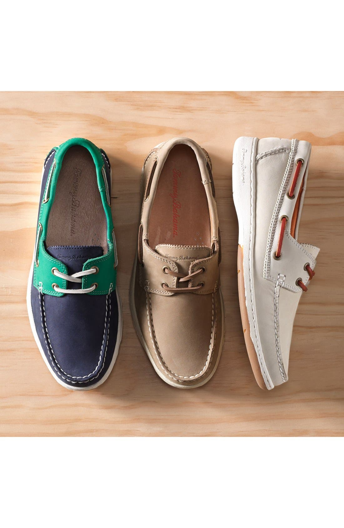 Alternate Image 5  - Tommy Bahama 'Arlington' Boat Shoe