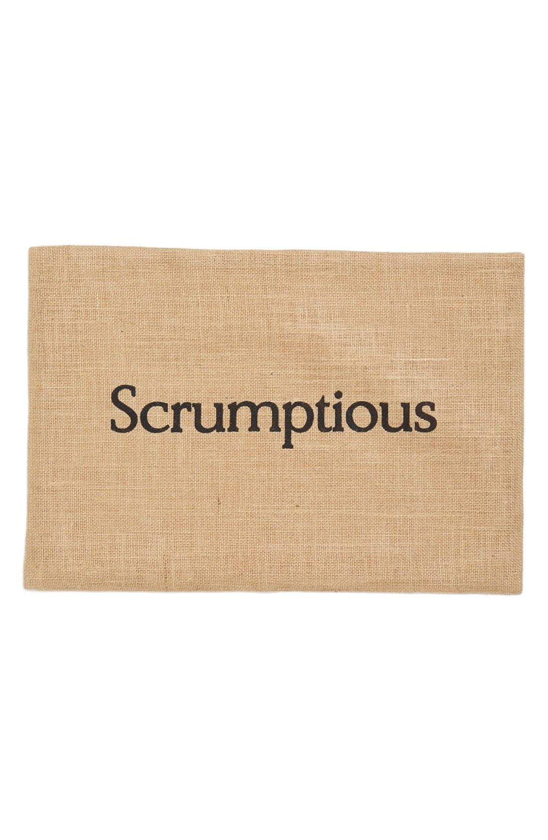 Alternate Image 1 Selected - Design Imports 'Scrumptious' Placemat