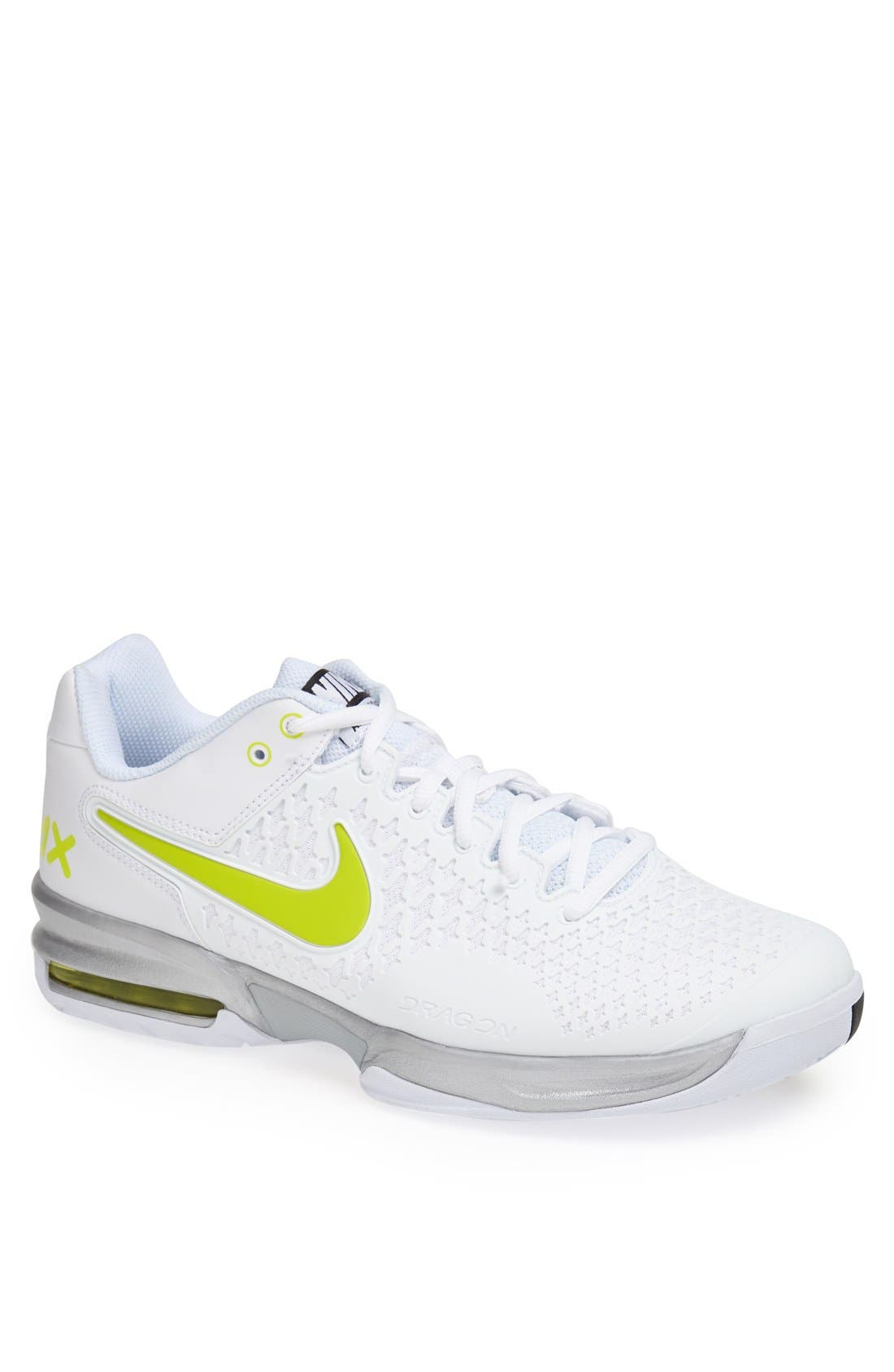 Alternate Image 1 Selected - Nike 'Air Max Cage' Tennis Shoe (Men)