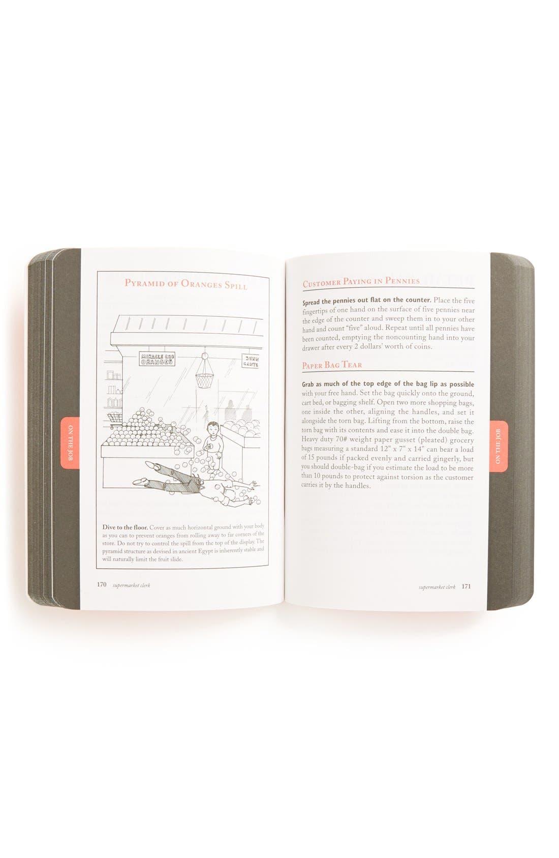 Alternate Image 2  - 'The Worst-Case Scenario Survival Handbook: Life' Book