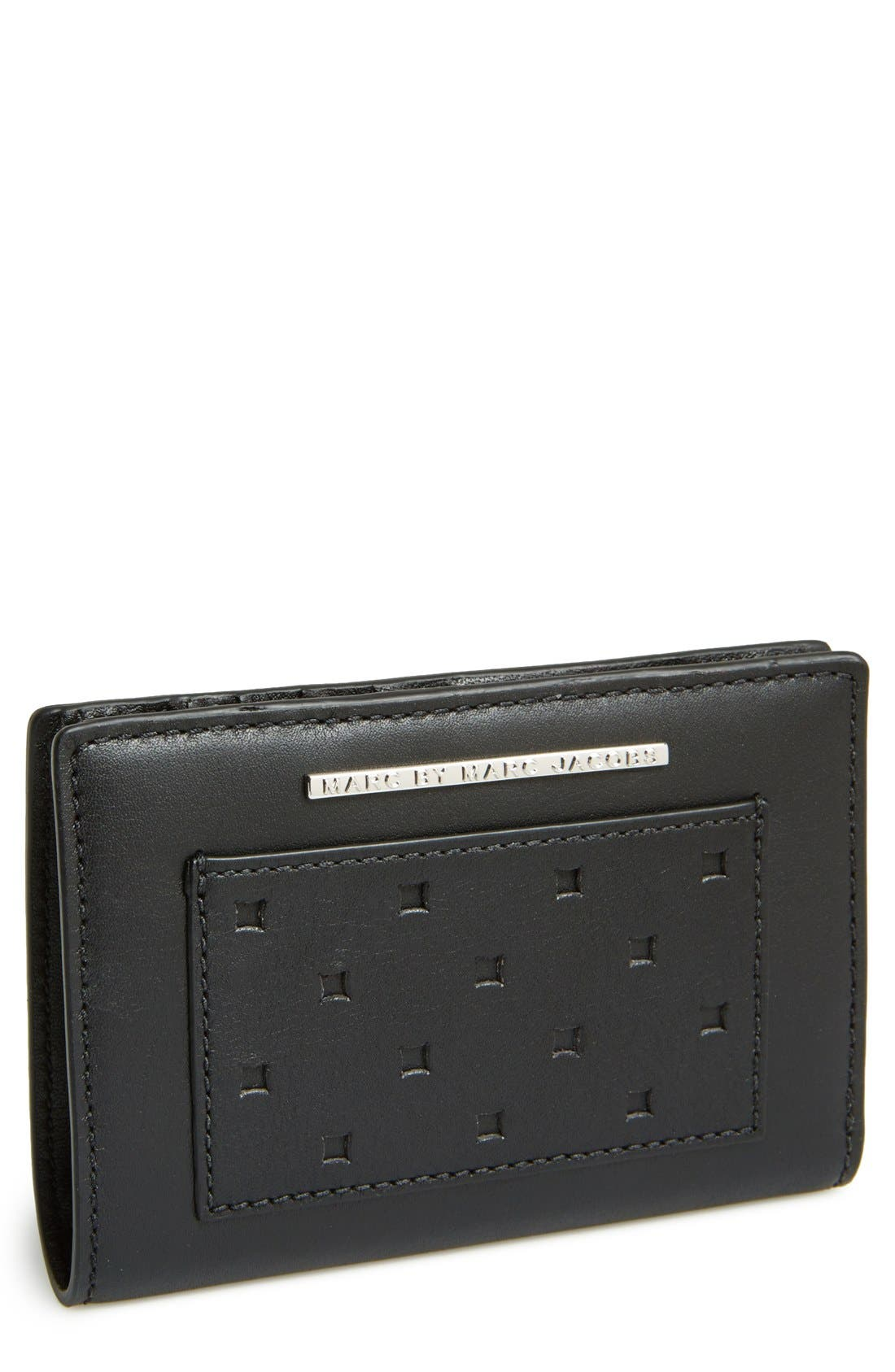 Alternate Image 1 Selected - MARC BY MARC JACOBS 'Kirsten' Leather Wallet