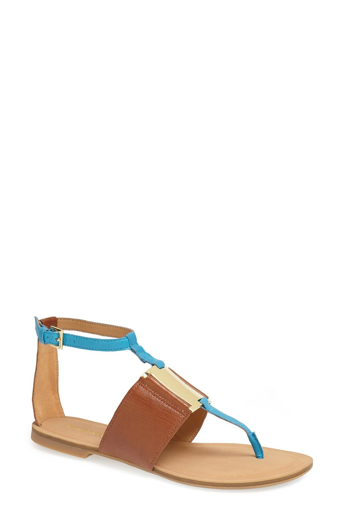 Alternate Image 1 Selected - Nine West 'Performac' Thong Sandal