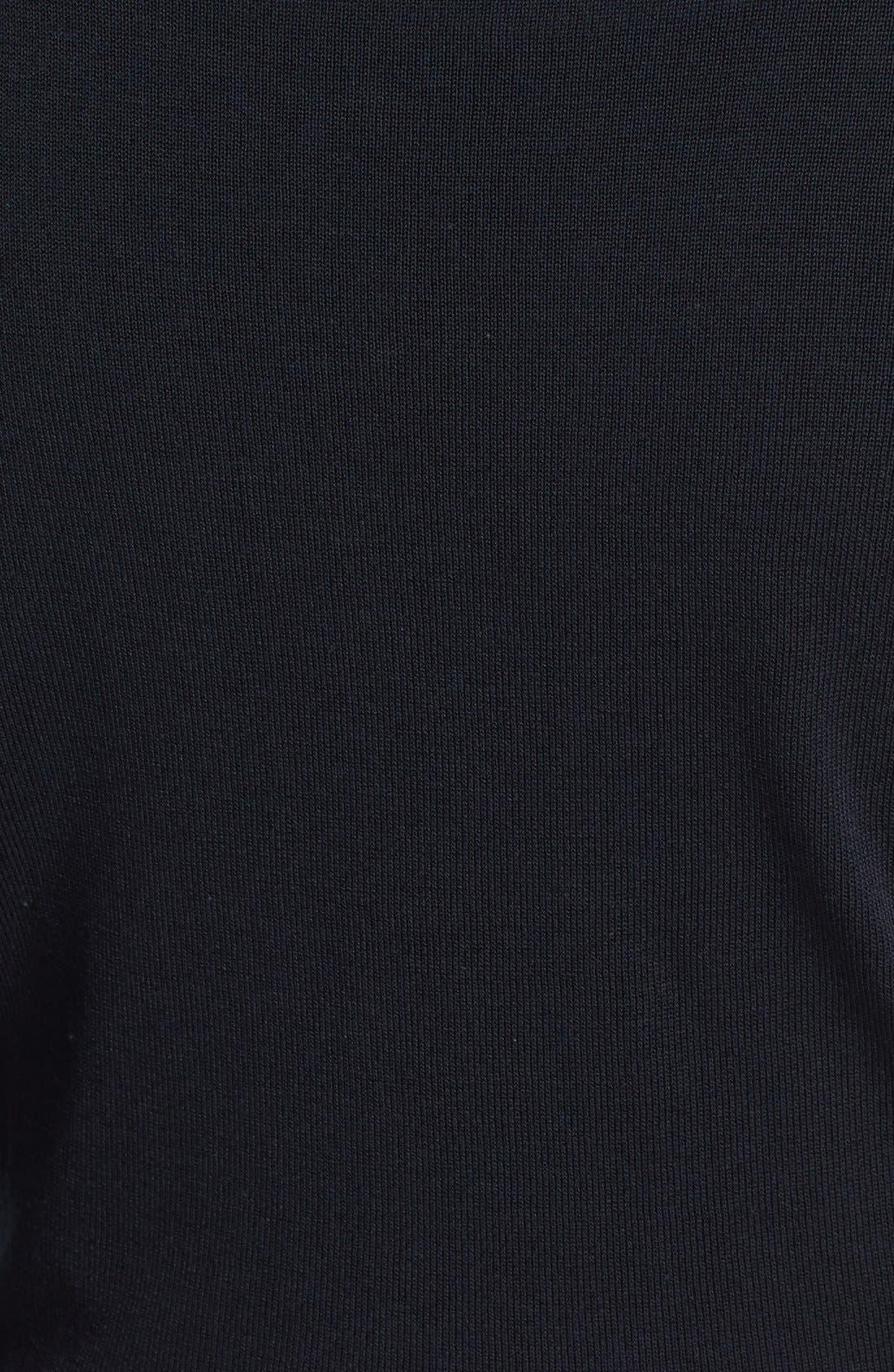 Alternate Image 3  - BOSS Contrast Stripe Knit Cardigan