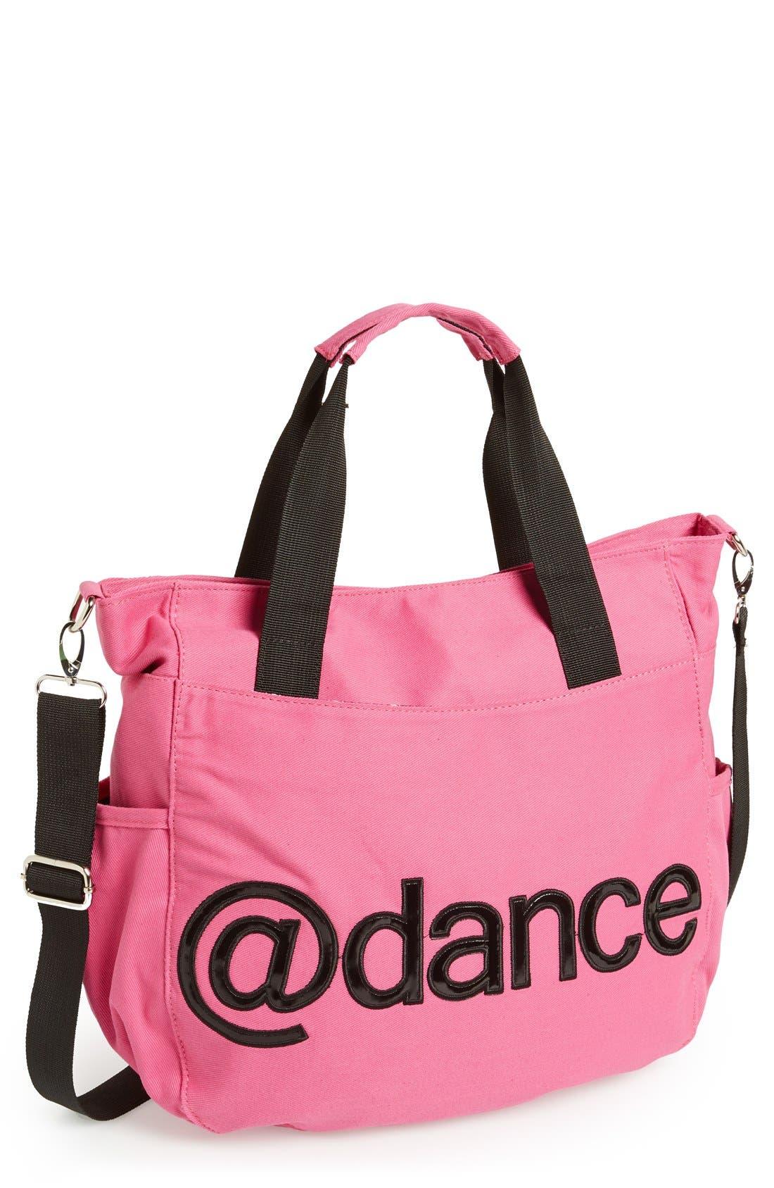 Alternate Image 1 Selected - Rockin Robin 'Dance' Bag (Girls)