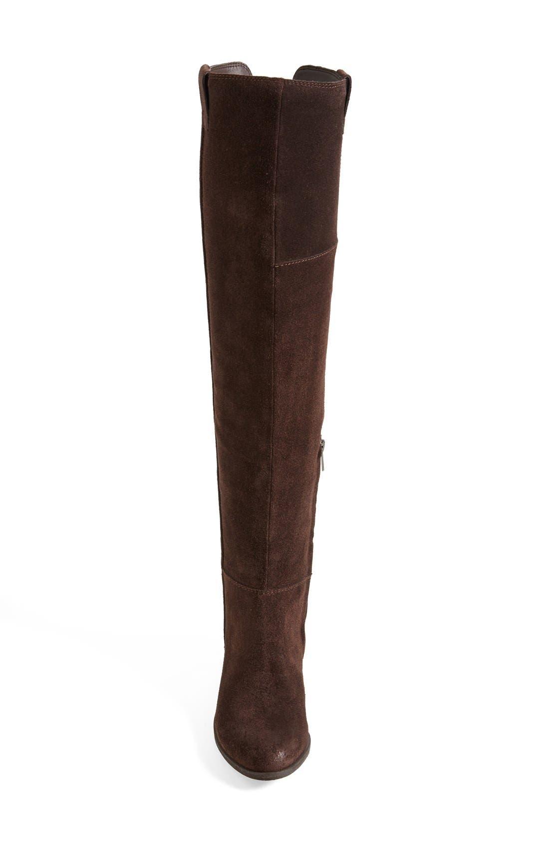 Alternate Image 3  - Sam Edelman 'Johanna' Over the Knee Suede Boot (Women)