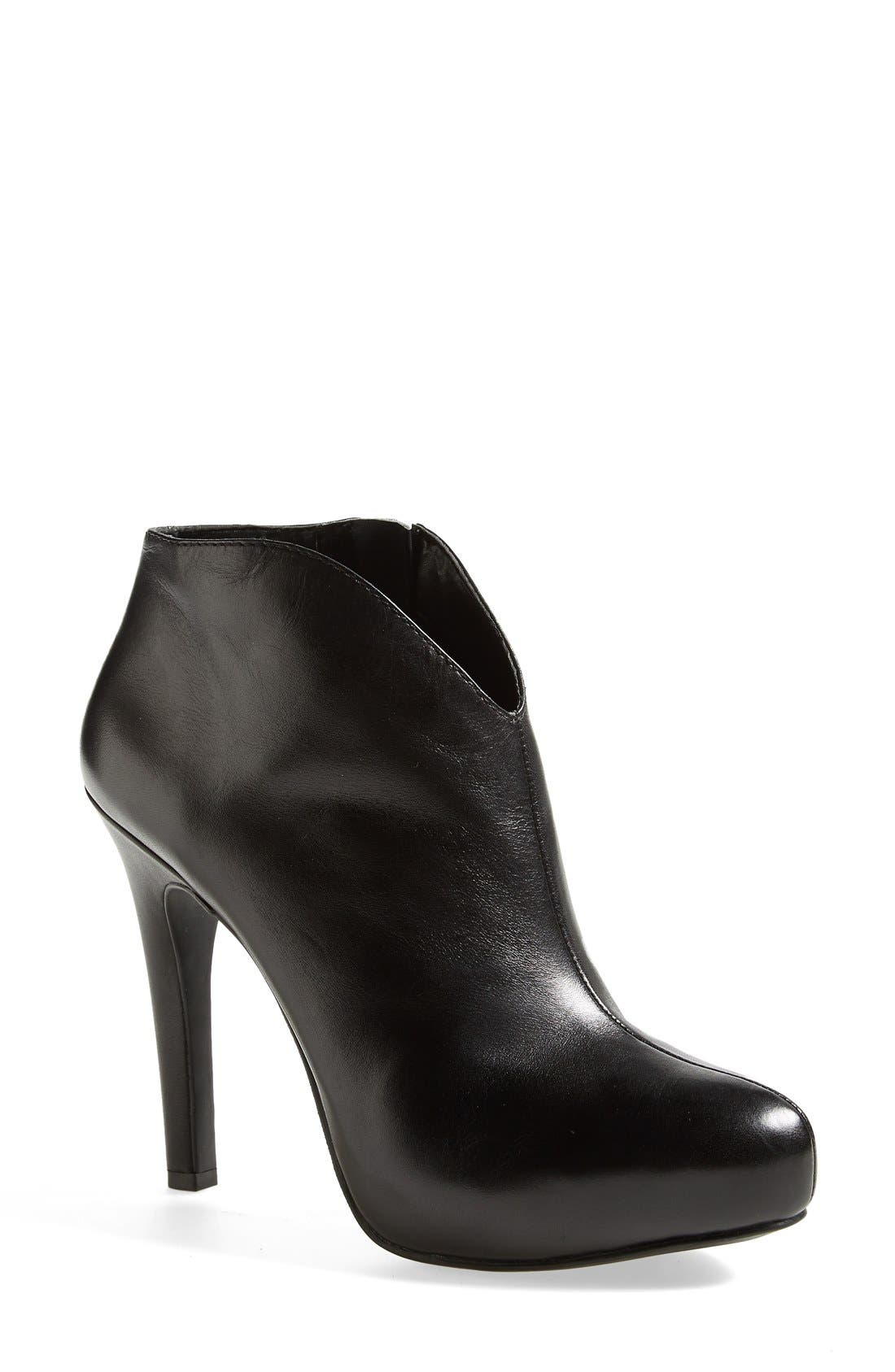 Alternate Image 1 Selected - Jessica Simpson 'Arriel' Bootie (Women)