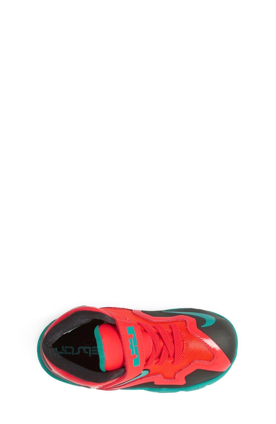 Alternate Image 3  - Nike 'LeBron XI' Sneaker (Walker & Toddler)