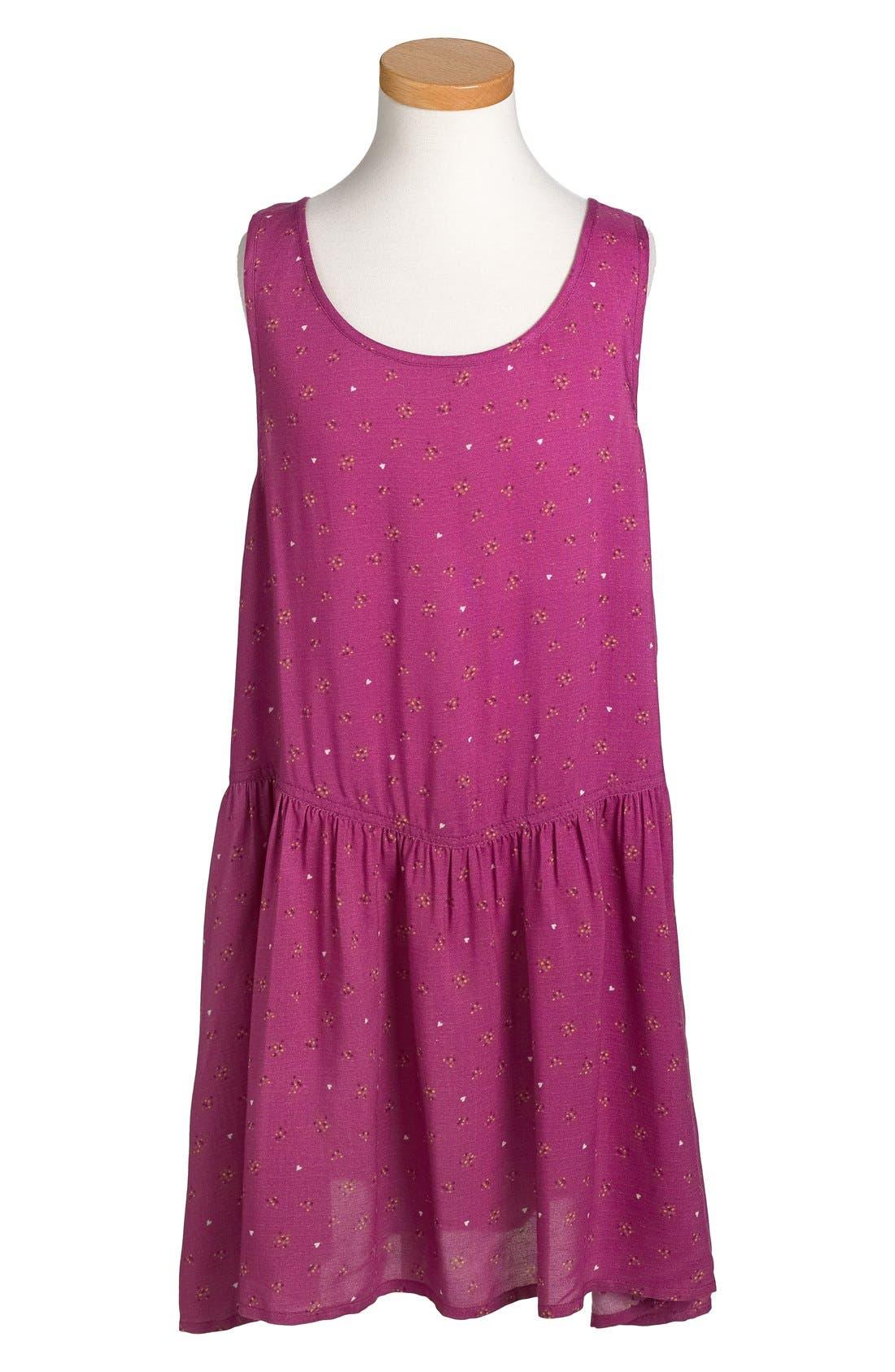 Alternate Image 2  - Tucker + Tate 'Krissi' Sleeveless Dress (Big Girls)
