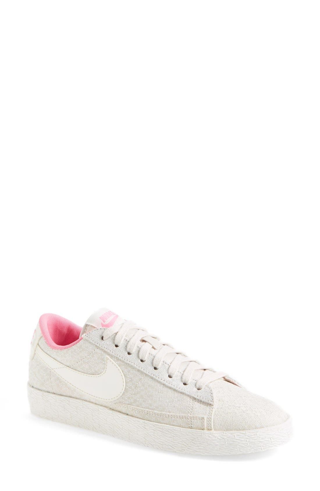 Alternate Image 1 Selected - Nike 'Blazer' Low-Top Sneaker (Women)